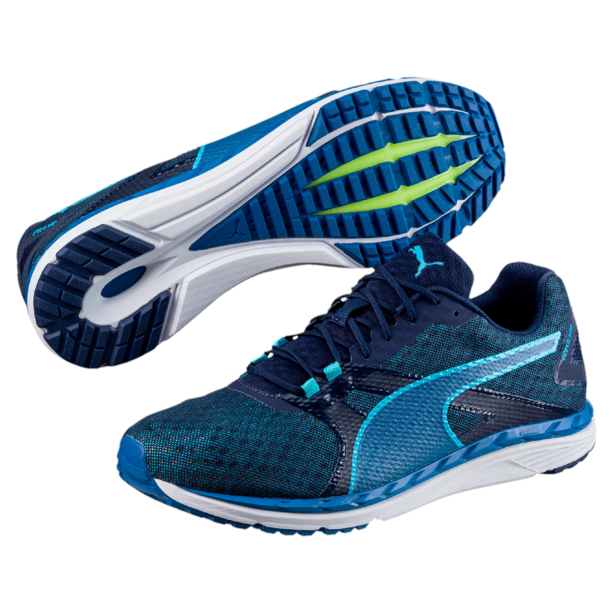 Thumbnail 6 of Speed 300 IGNITE 2 Men's Running Shoes, LapisBlue-BlueDepths-Turq, medium-IND