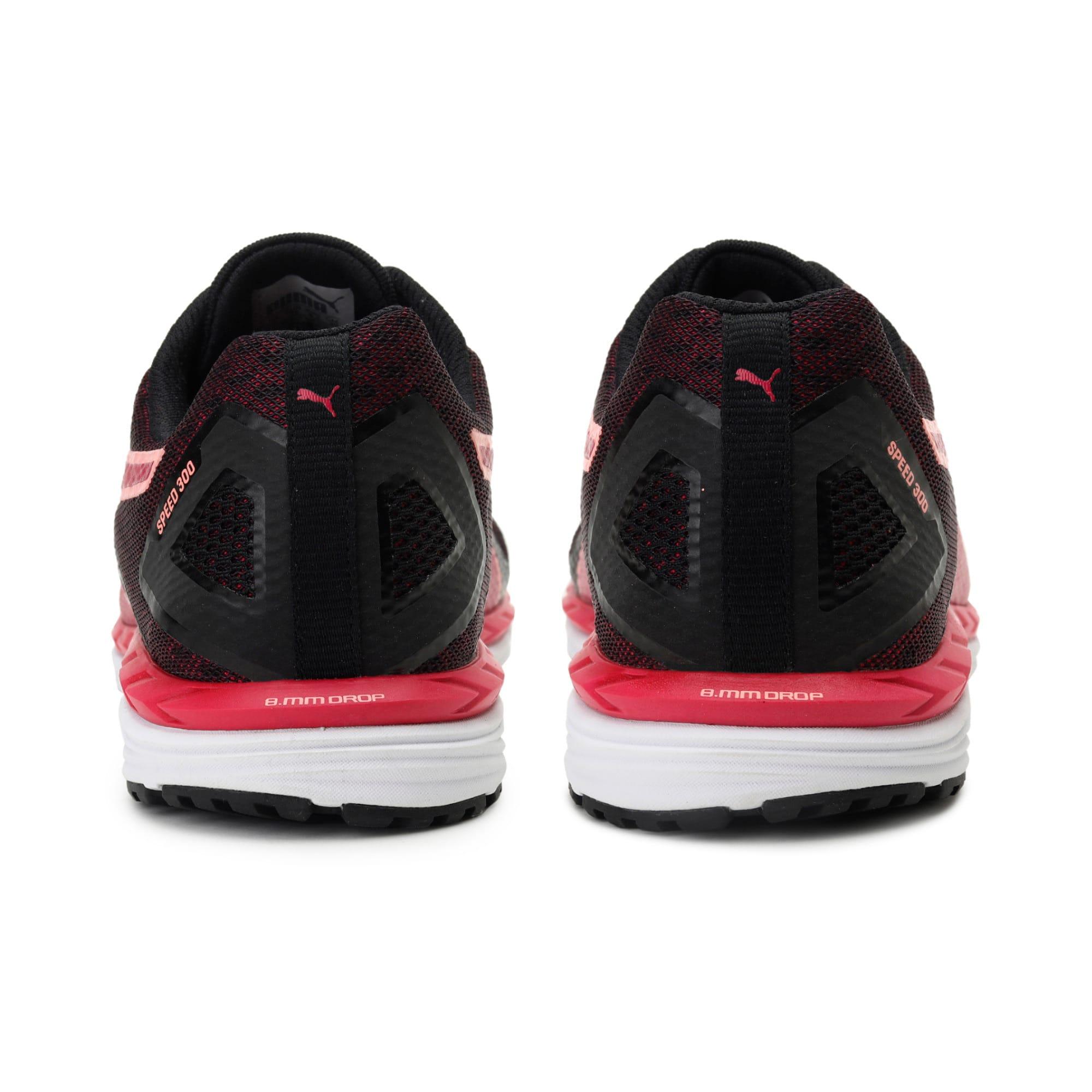 Thumbnail 4 of Speed 300 IGNITE 2 Women's Running Shoes, Love Potion-Puma Black, medium-IND