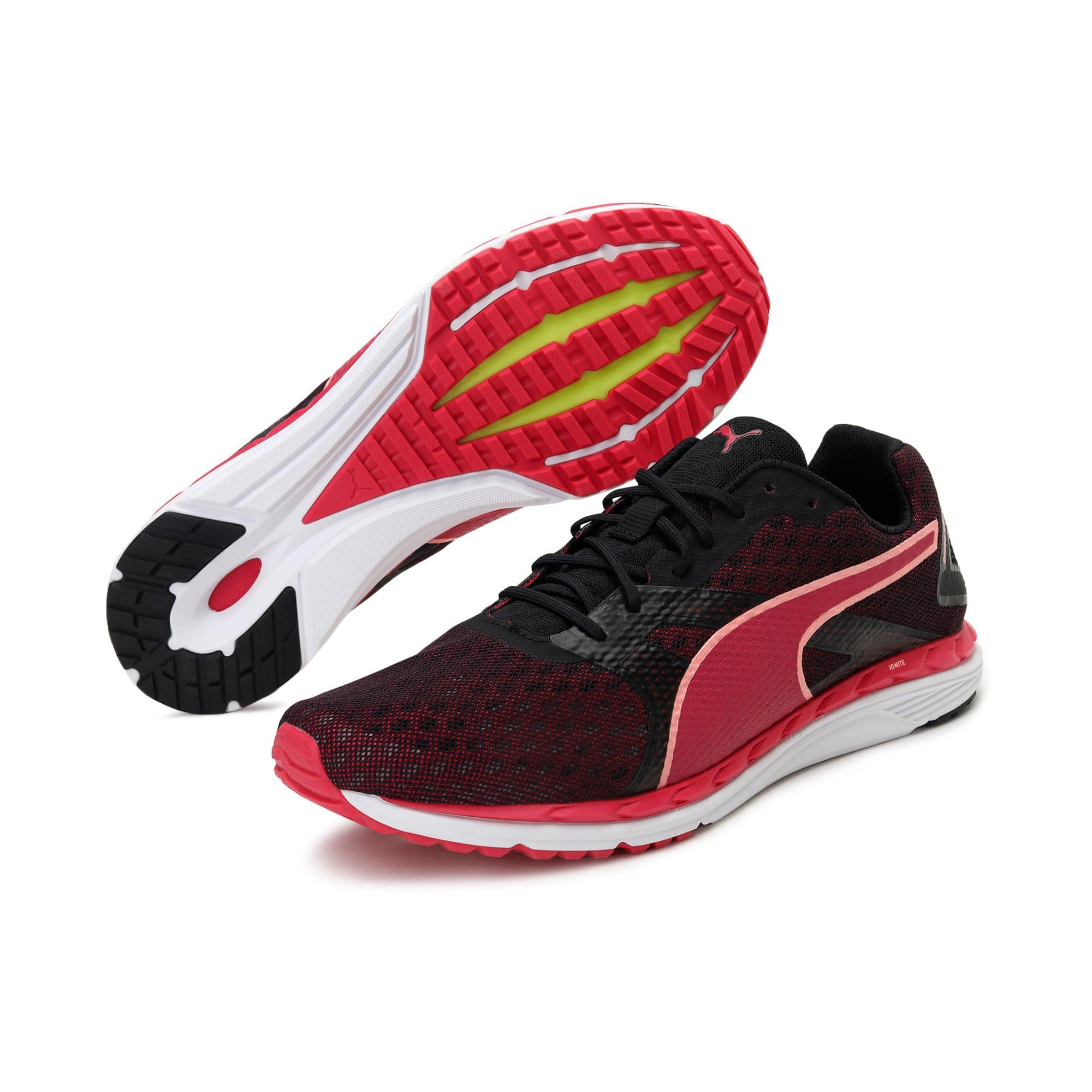 Thumbnail 2 of Speed 300 IGNITE 2 Women's Running Shoes, Love Potion-Puma Black, medium-IND