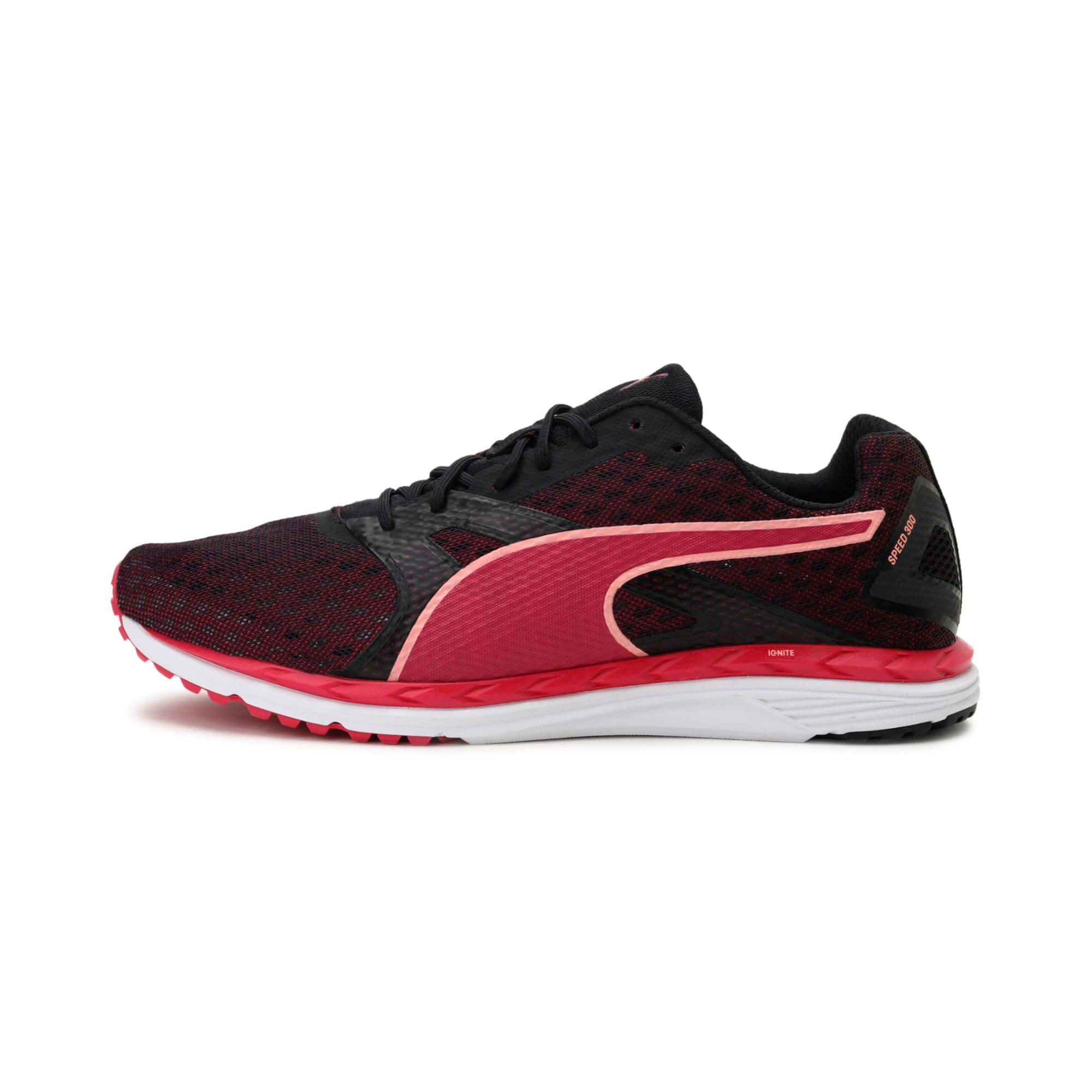 Thumbnail 1 of Speed 300 IGNITE 2 Women's Running Shoes, Love Potion-Puma Black, medium-IND
