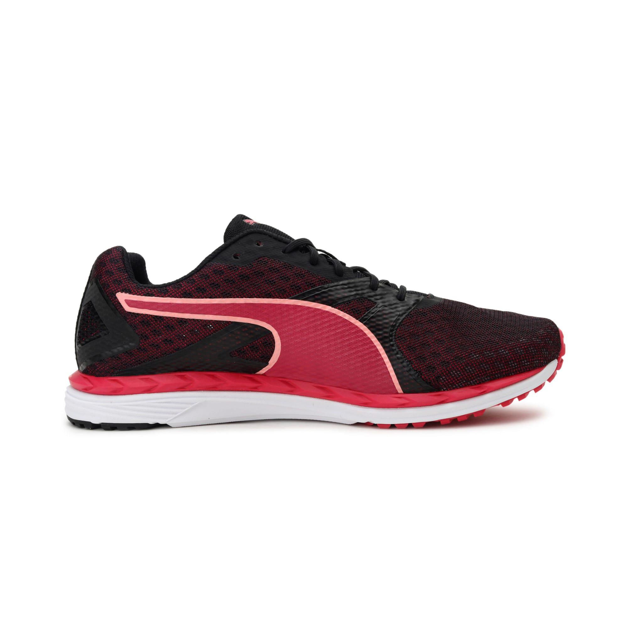 Thumbnail 5 of Speed 300 IGNITE 2 Women's Running Shoes, Love Potion-Puma Black, medium-IND