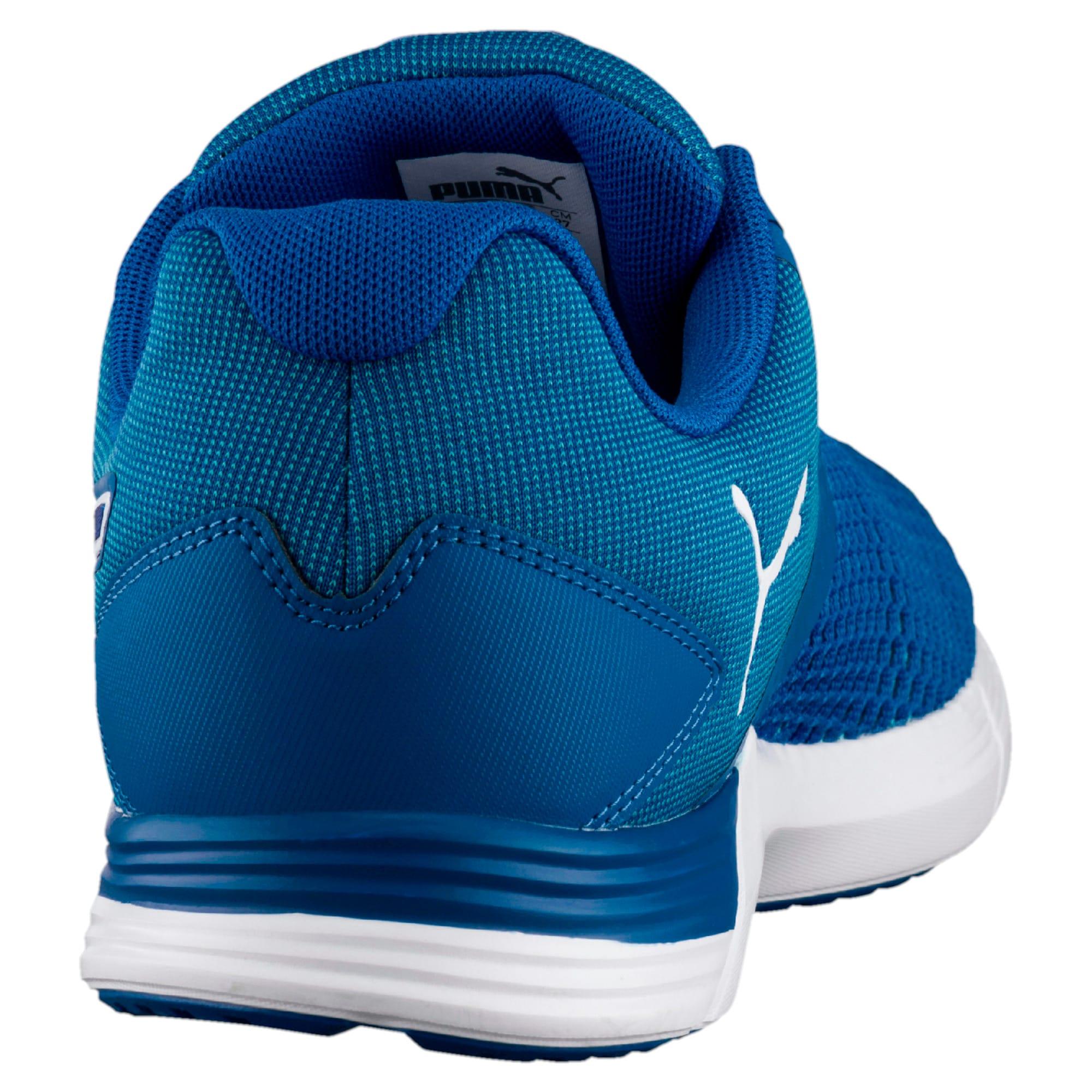 Thumbnail 3 of Propel 2 Men's Running Shoes, Lapis Blue-Turquoise-White, medium-IND