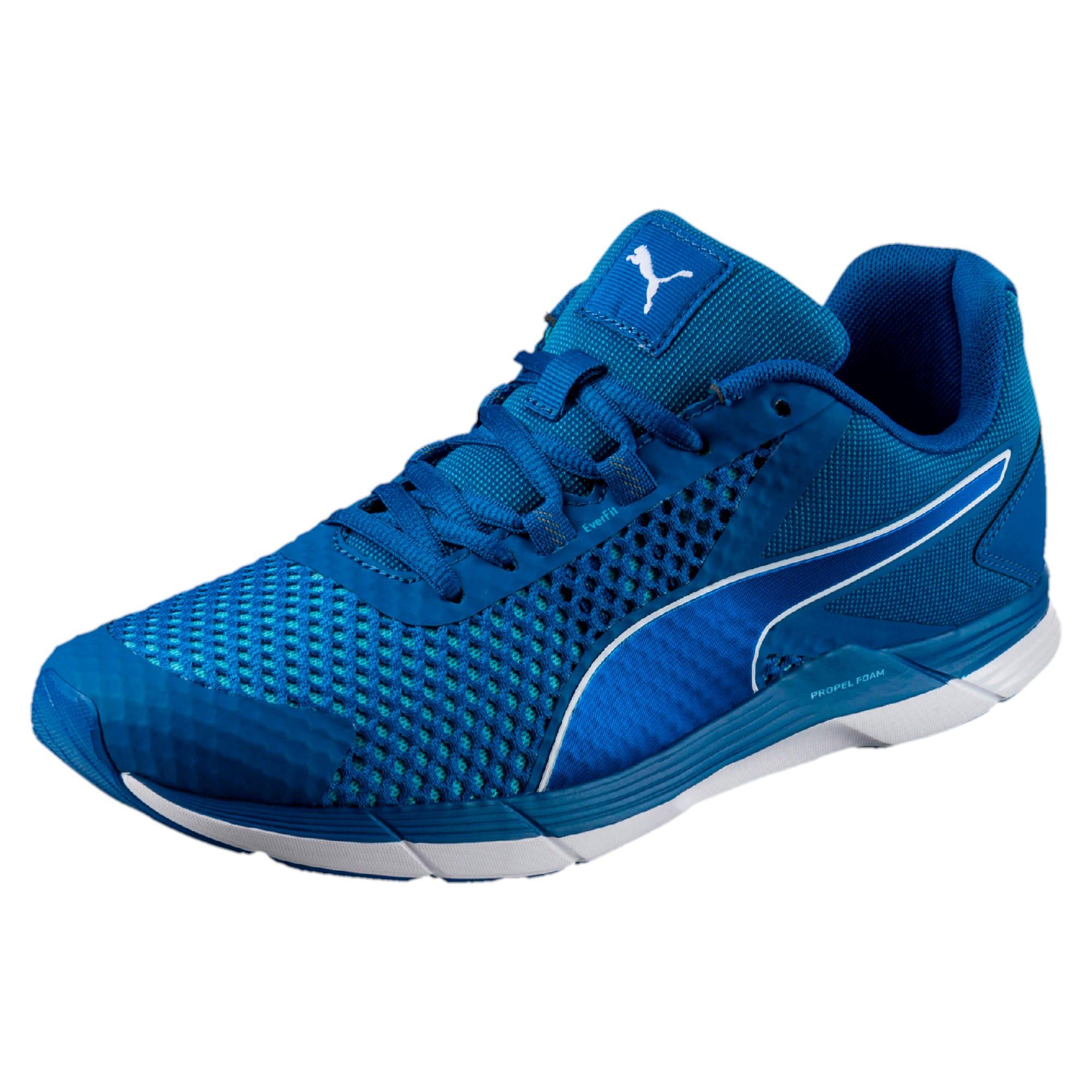 Thumbnail 1 of Propel 2 Men's Running Shoes, Lapis Blue-Turquoise-White, medium-IND