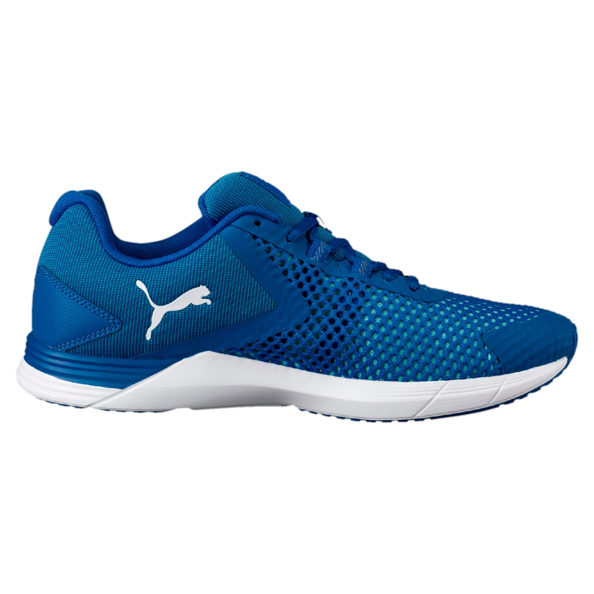 Thumbnail 5 of Propel 2 Men's Running Shoes, Lapis Blue-Turquoise-White, medium-IND
