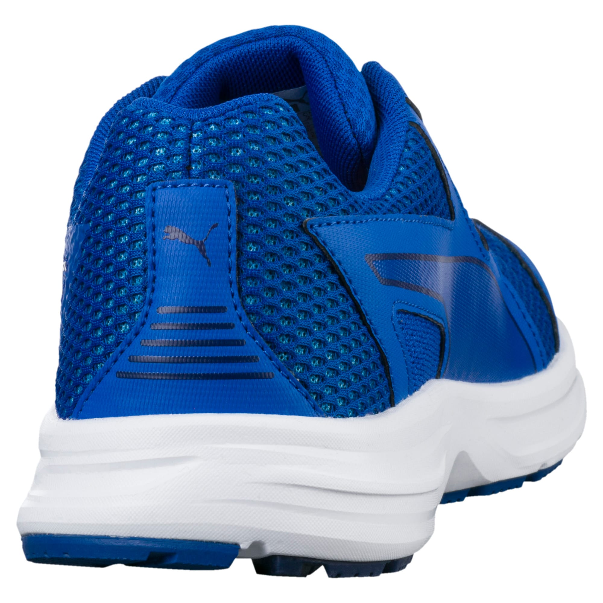 Thumbnail 3 of Essential Runner Men's Running Shoes, Lapis Blue-Blue Depths-Turq, medium-IND