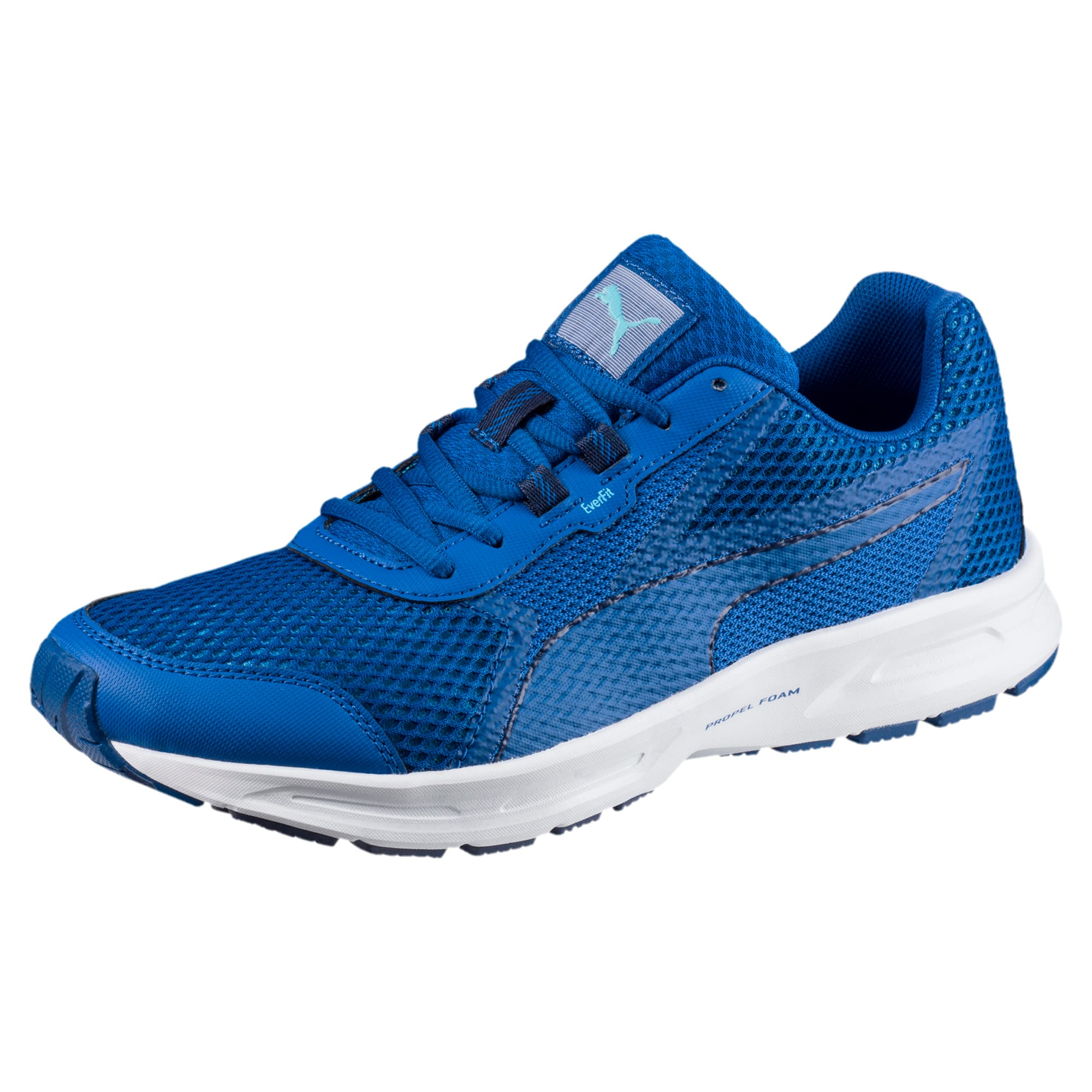 Thumbnail 1 of Essential Runner Men's Running Shoes, Lapis Blue-Blue Depths-Turq, medium-IND