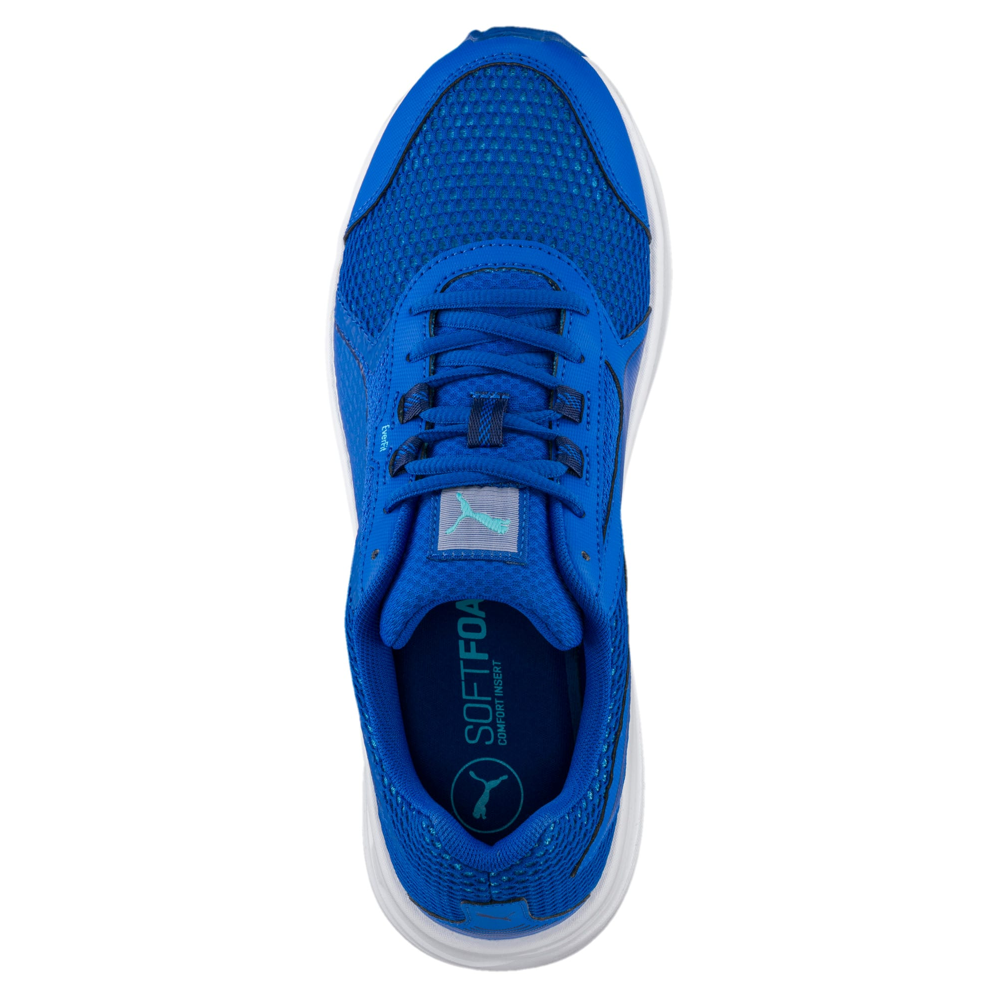 Thumbnail 5 of Essential Runner Men's Running Shoes, Lapis Blue-Blue Depths-Turq, medium-IND