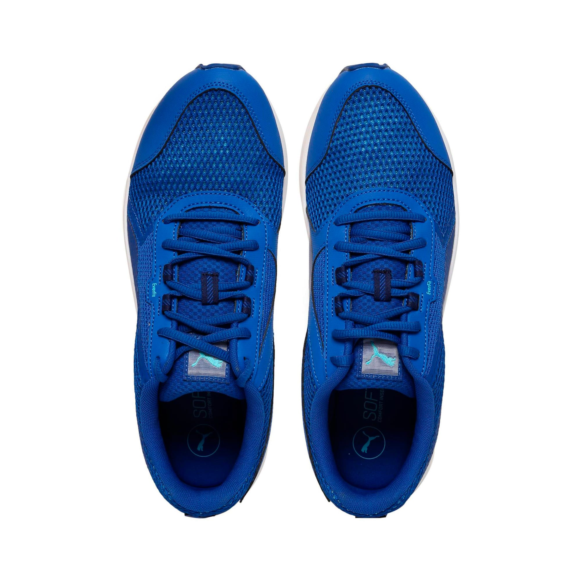 Thumbnail 6 of Essential Runner Men's Running Shoes, Lapis Blue-Blue Depths-Turq, medium-IND