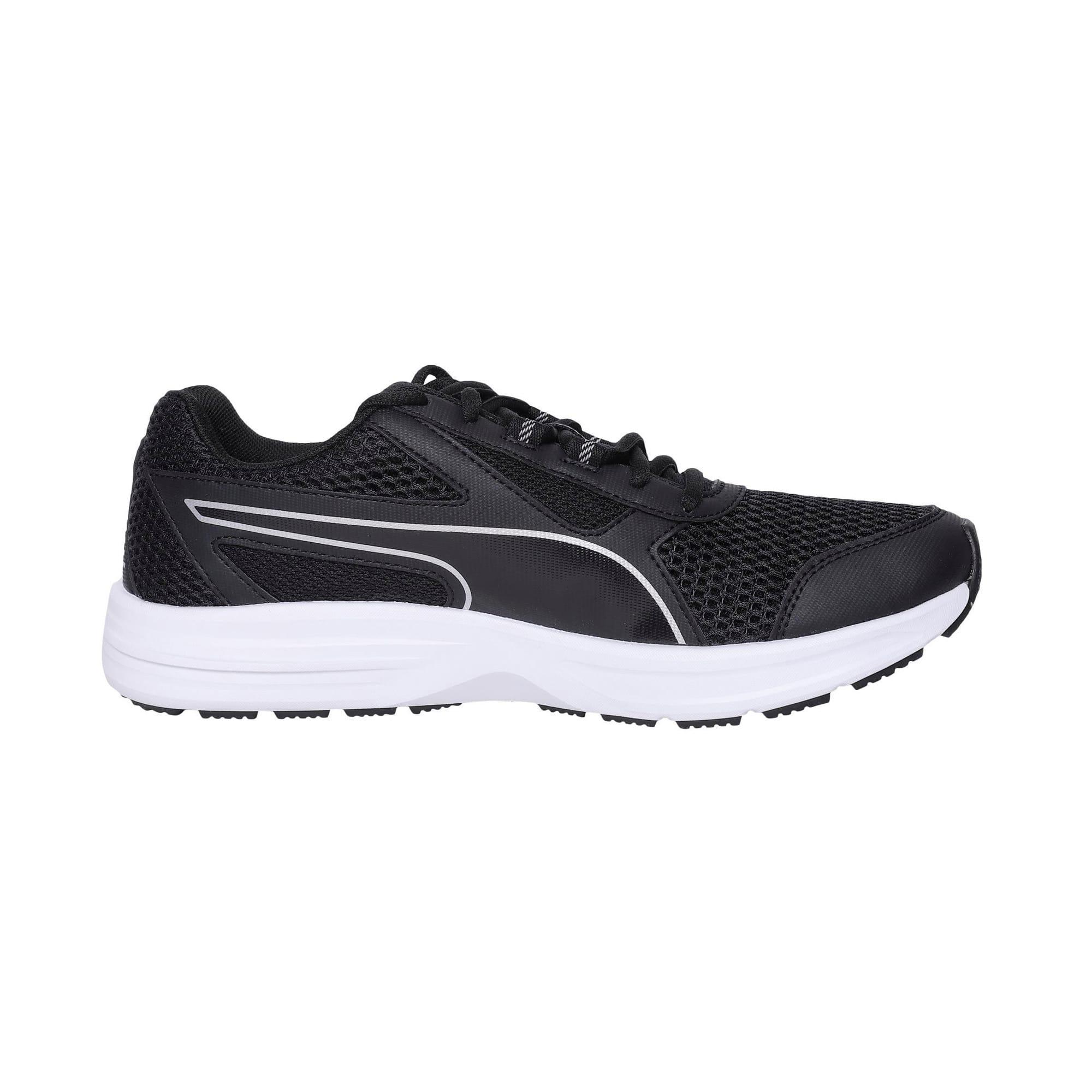 Thumbnail 5 of Essential Runner Men's Running Shoes, Puma Black-Puma Silver, medium-IND