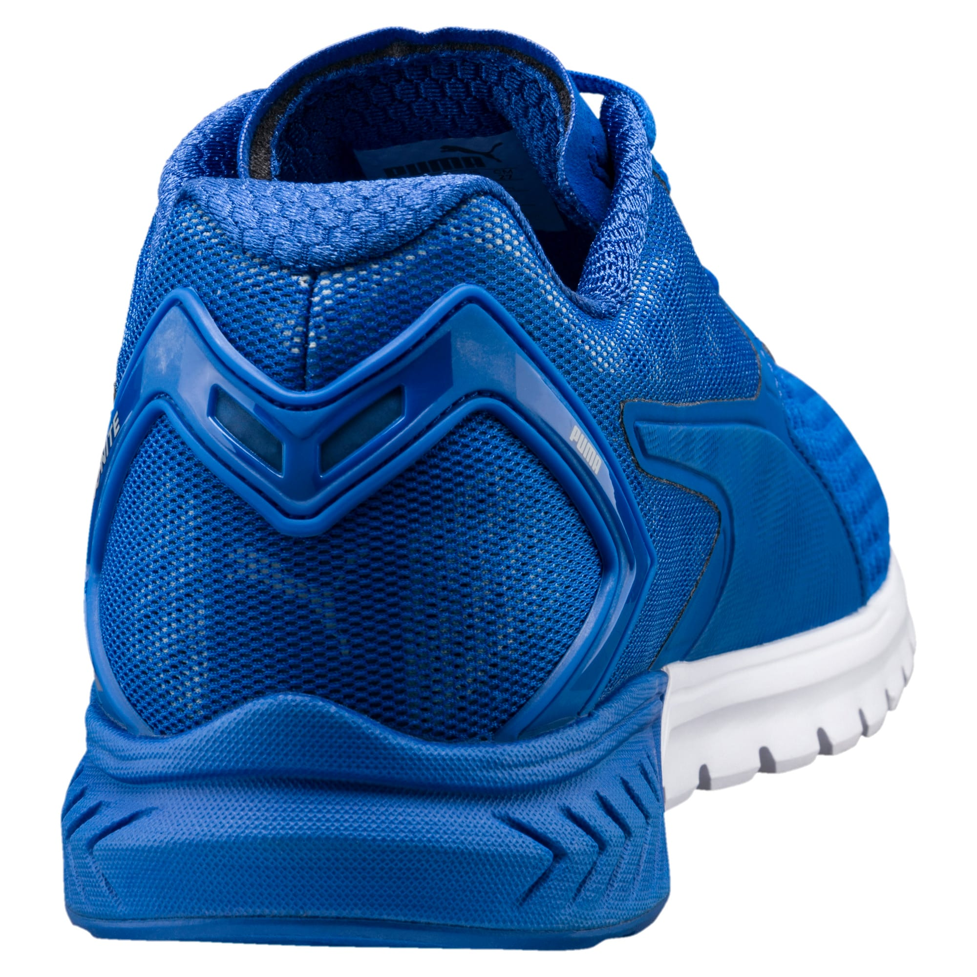 Thumbnail 4 of IGNITE Dual Mesh Men's Running Shoes, Lapis Blue-Quarry, medium-IND