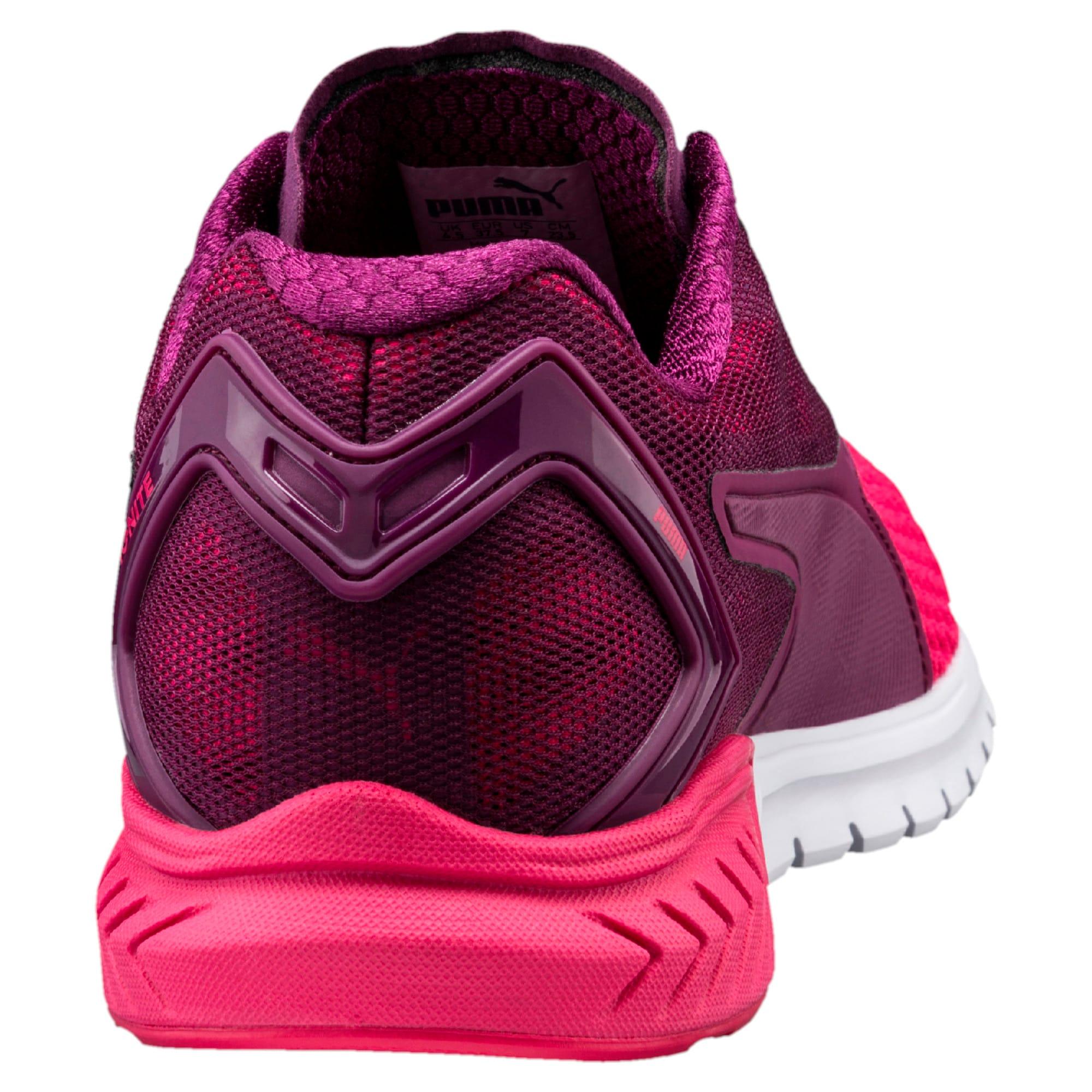 Thumbnail 3 of IGNITE Dual Mesh Women's Running Shoes, Dark Purple-Love Potion, medium-IND