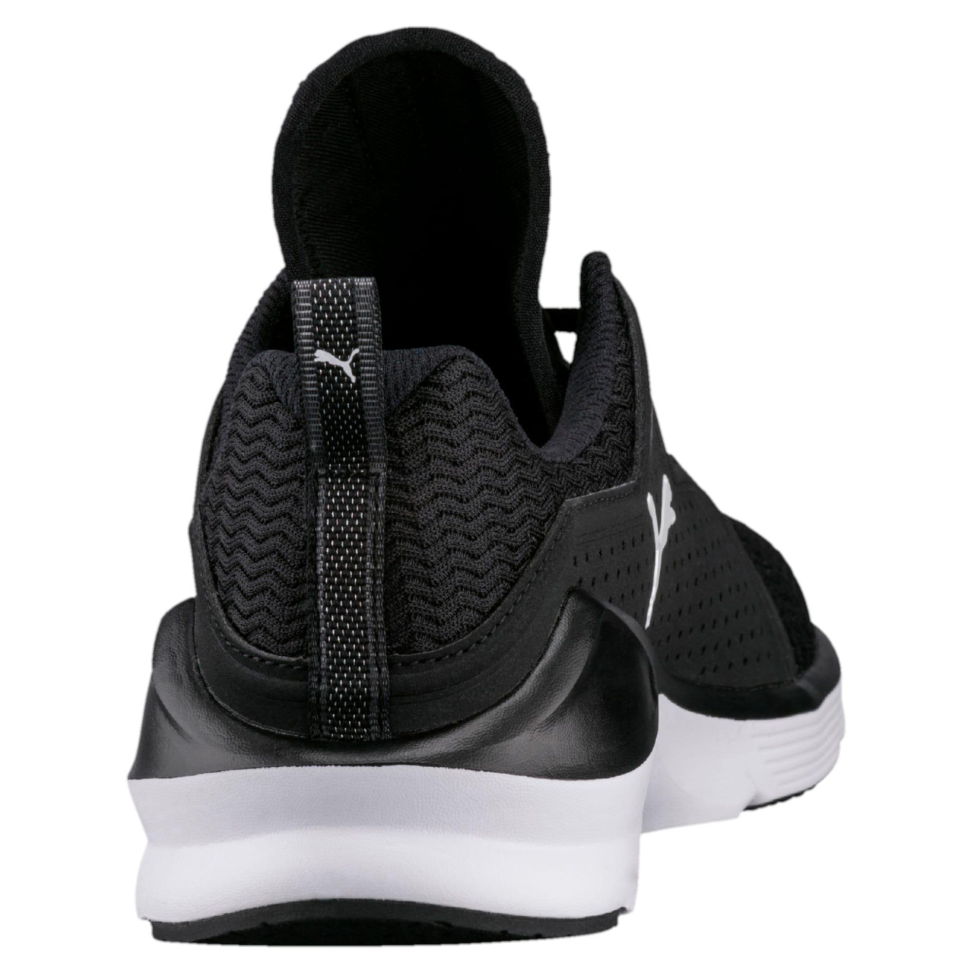 Thumbnail 3 of Fierce Lace Core Women's Training Shoes, Puma Black-Puma White, medium-IND