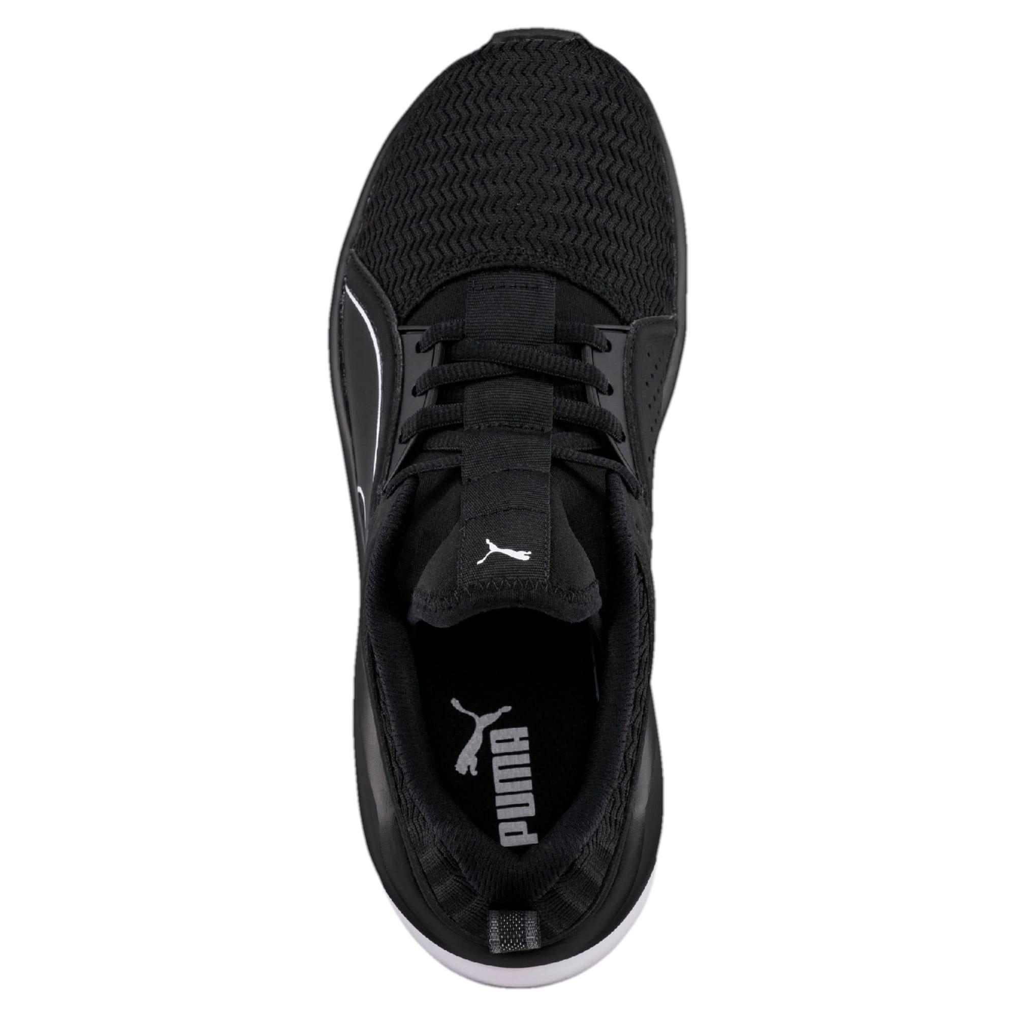 Thumbnail 4 of Fierce Lace Core Women's Training Shoes, Puma Black-Puma White, medium-IND