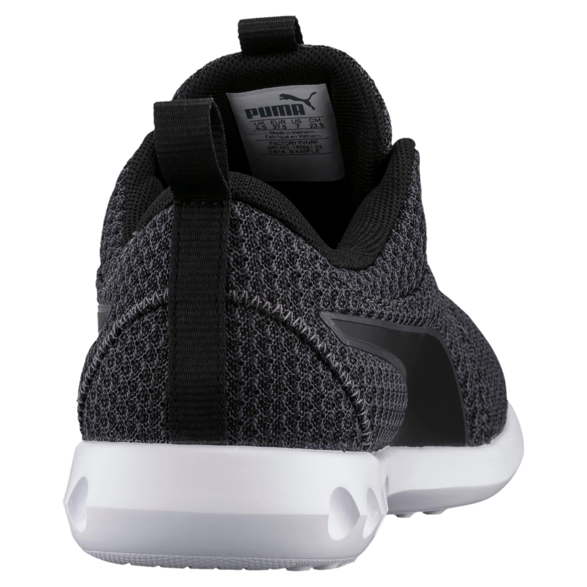 Thumbnail 4 of Carson 2 Knit Women's Running Shoes, Puma Black-Periscope, medium