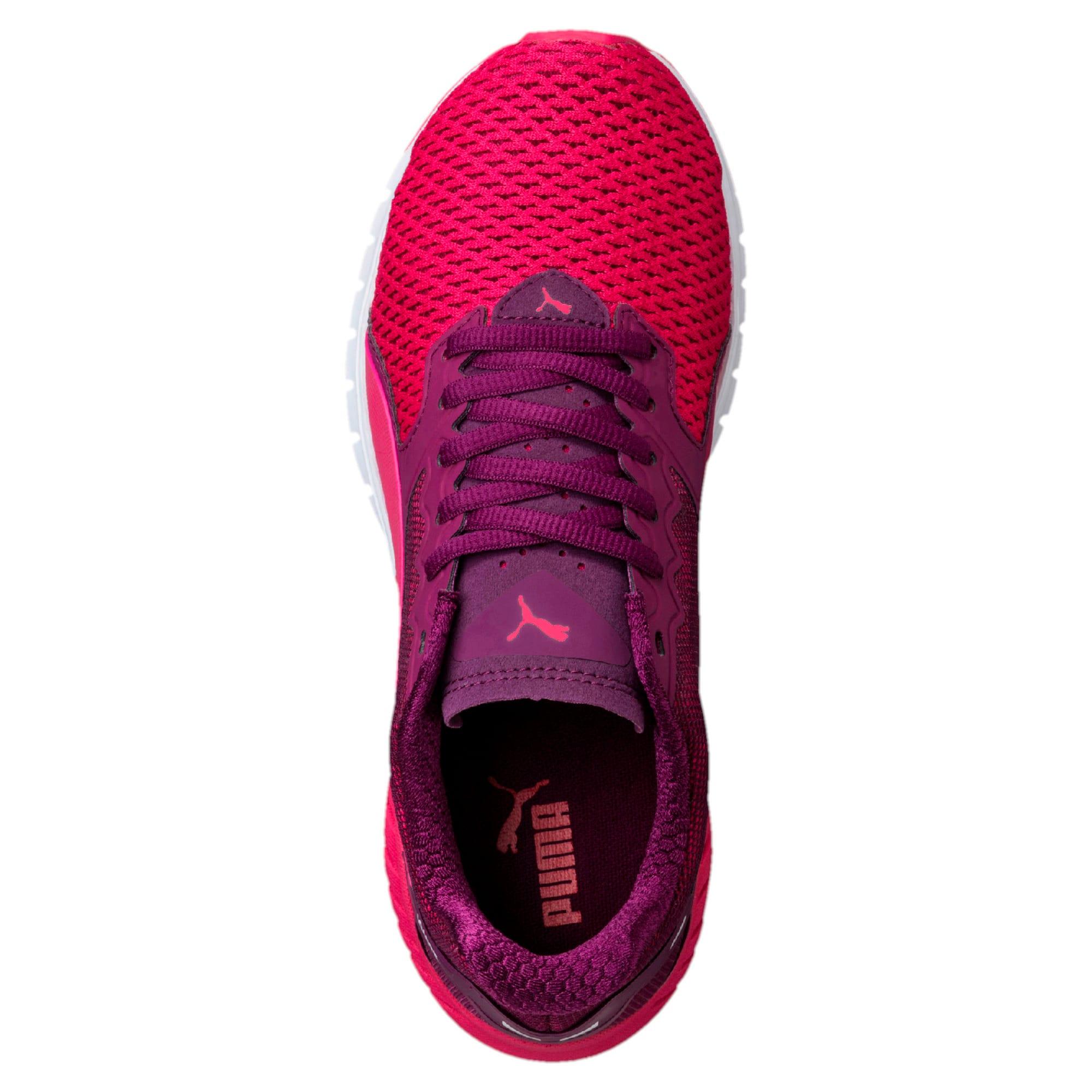 Thumbnail 4 of IGNITE Dual Mesh Kids' Running Shoes, Love Potion-Dark Purple, medium-IND