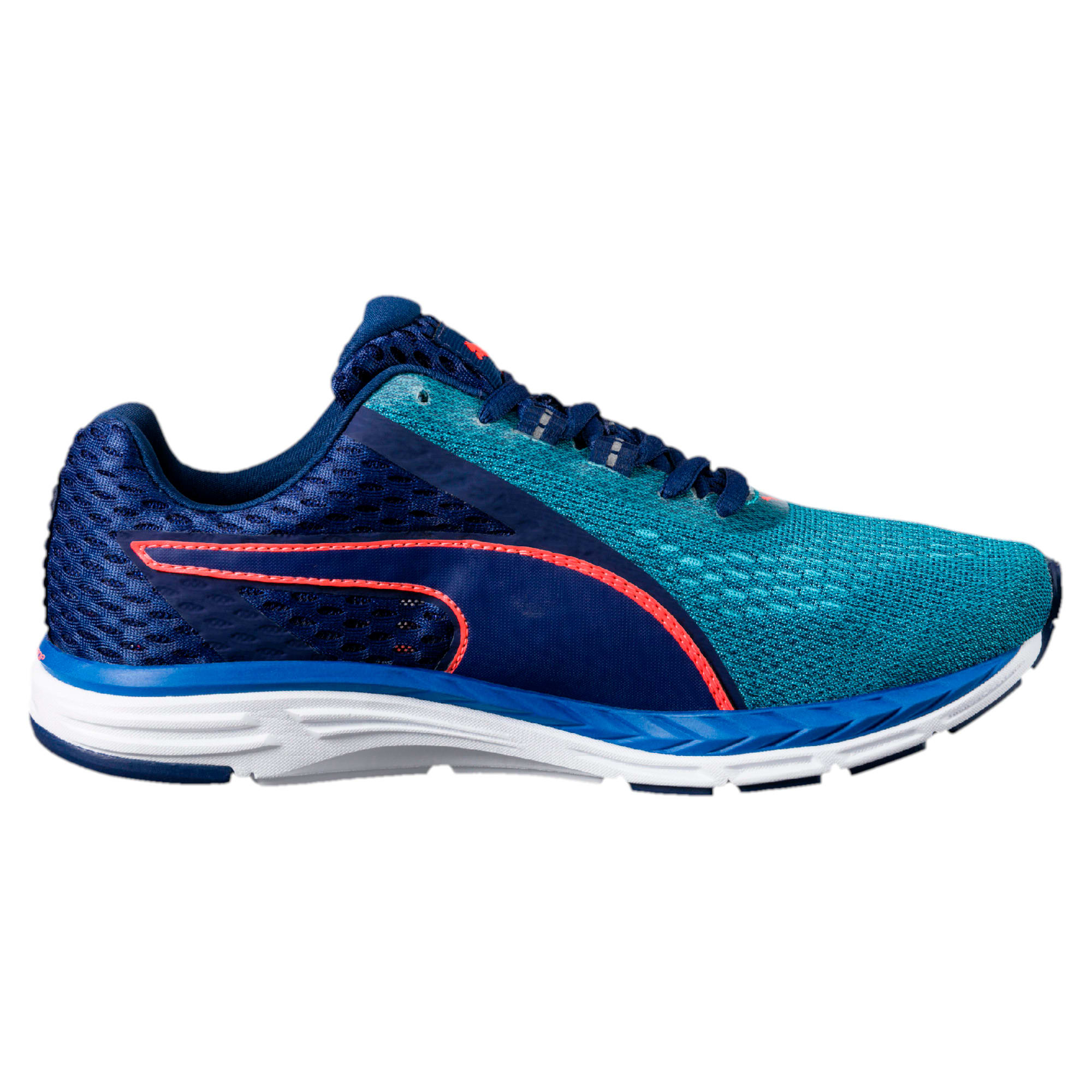 Thumbnail 4 of Speed 500 IGNITE 2 Kids' Running Shoes, Nrgy Turquoise-Blue Depths, medium-IND