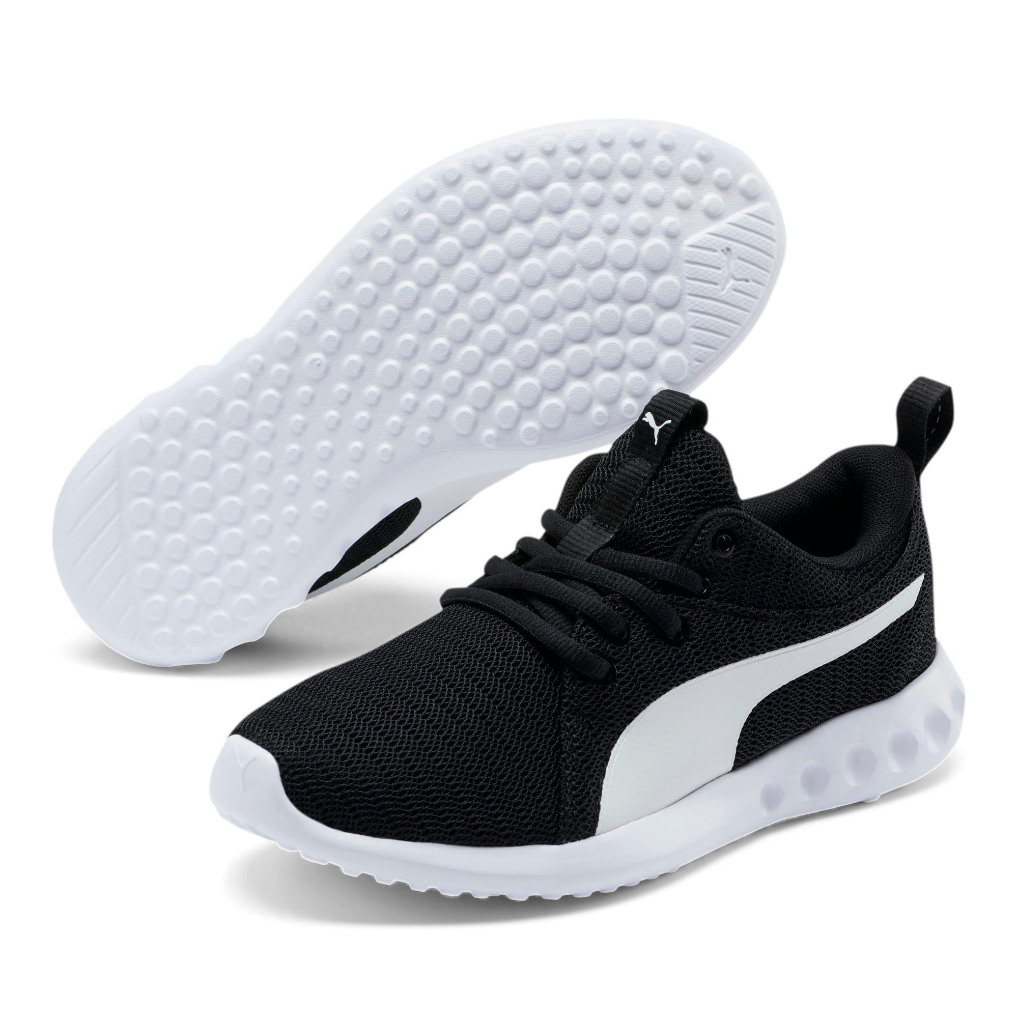 Thumbnail 2 of Carson 2 Sneakers JR, Puma Black-Puma White, medium