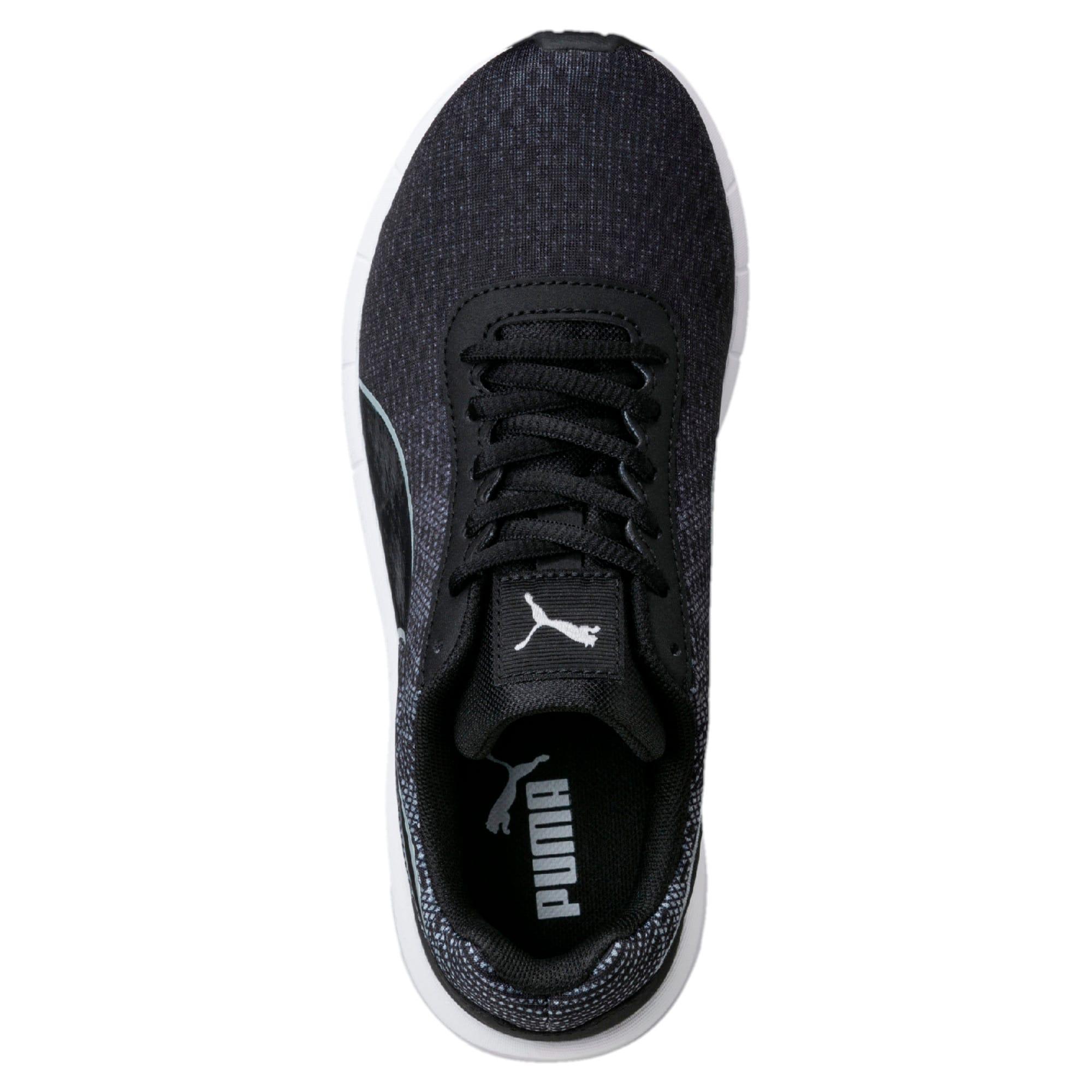 Thumbnail 4 of Comet Kids' Running Shoes, Quarry-Puma Black, medium-IND