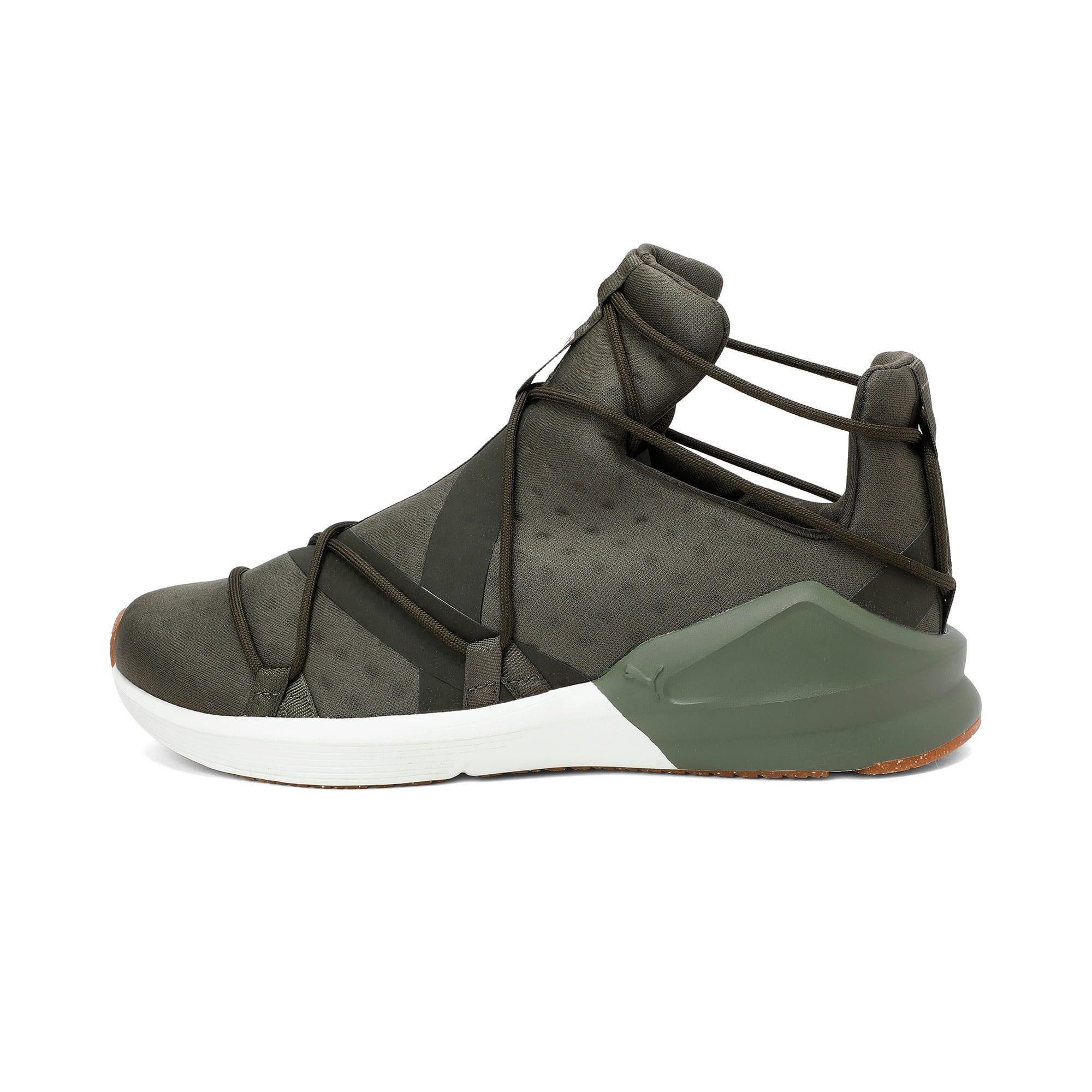 Thumbnail 1 of Fierce Rope VR Women's Training Shoes, Olive Night-Whisper White, medium-IND