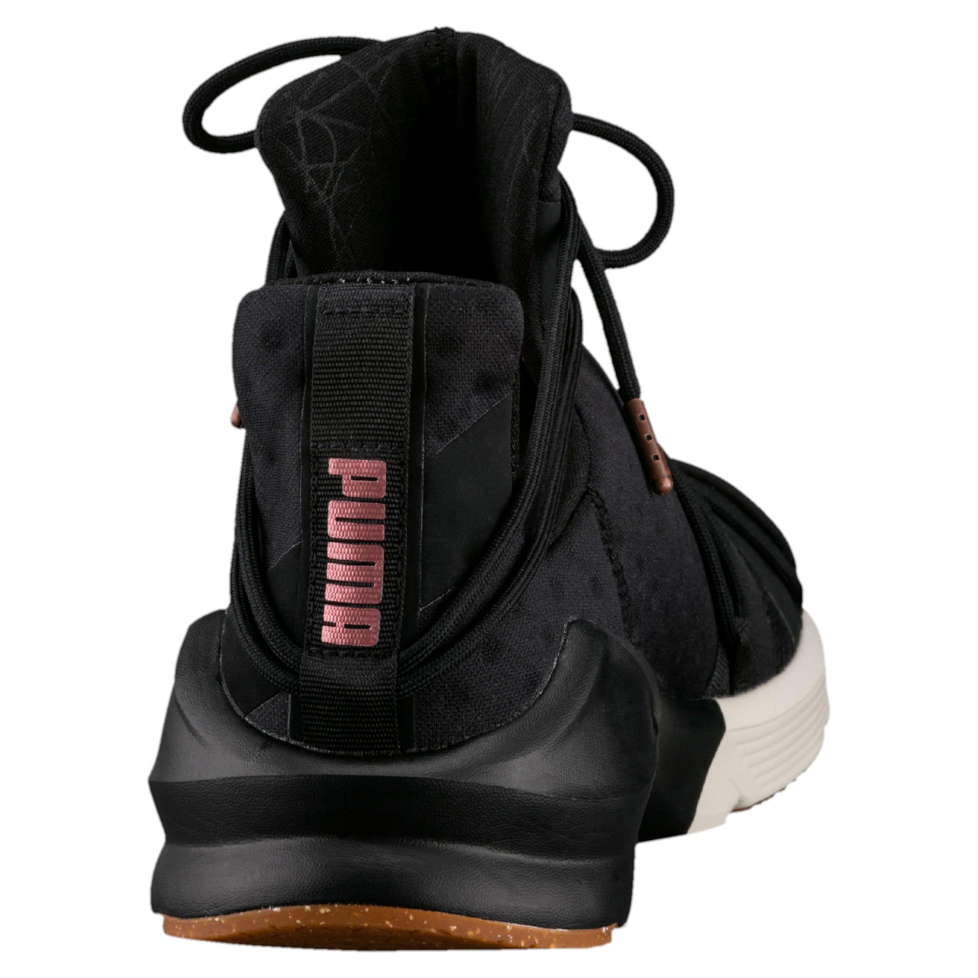 Thumbnail 4 of Fierce Rope VR Women's Training Shoes, Puma Black-Whisper White, medium-IND