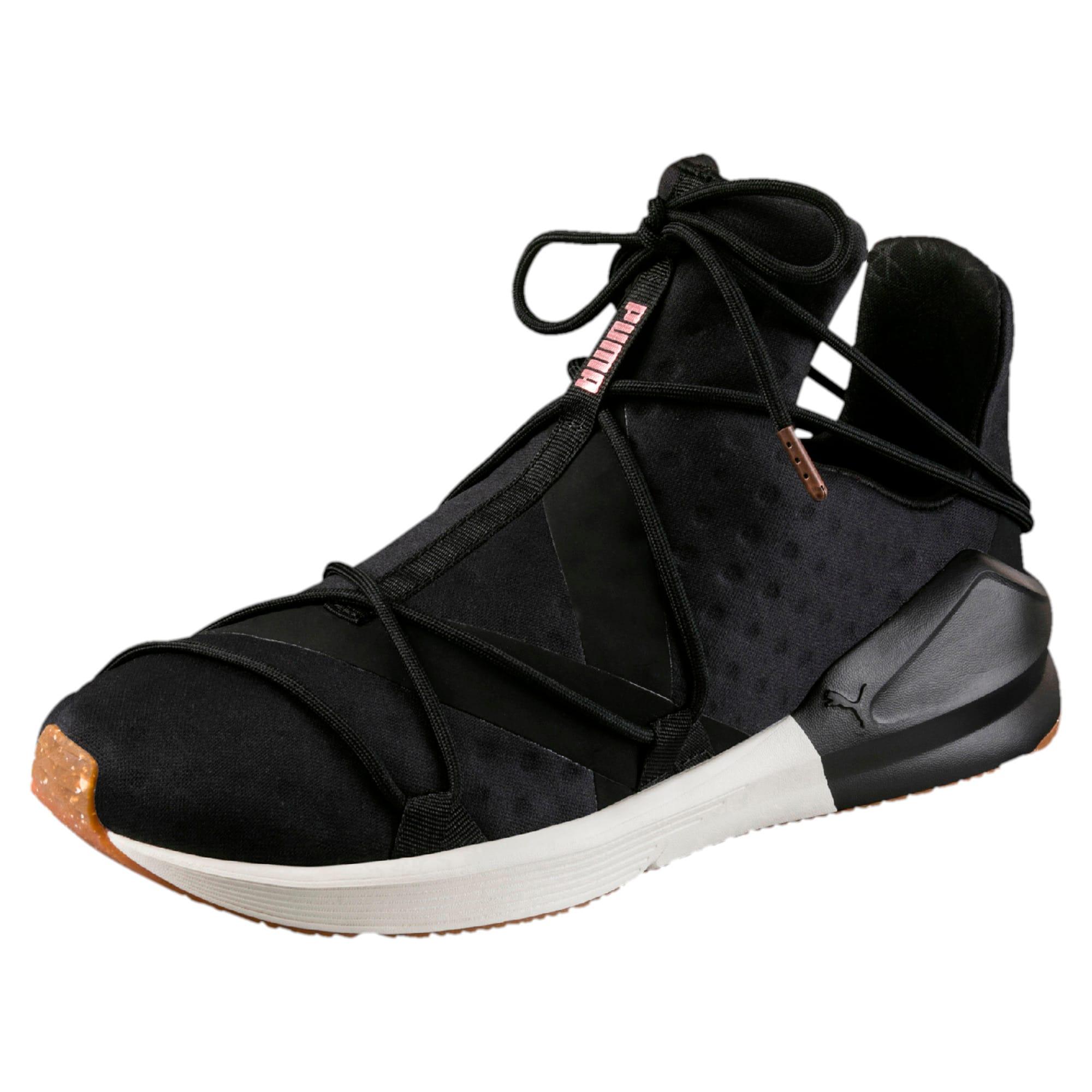 Thumbnail 1 of Fierce Rope VR Women's Training Shoes, Puma Black-Whisper White, medium-IND
