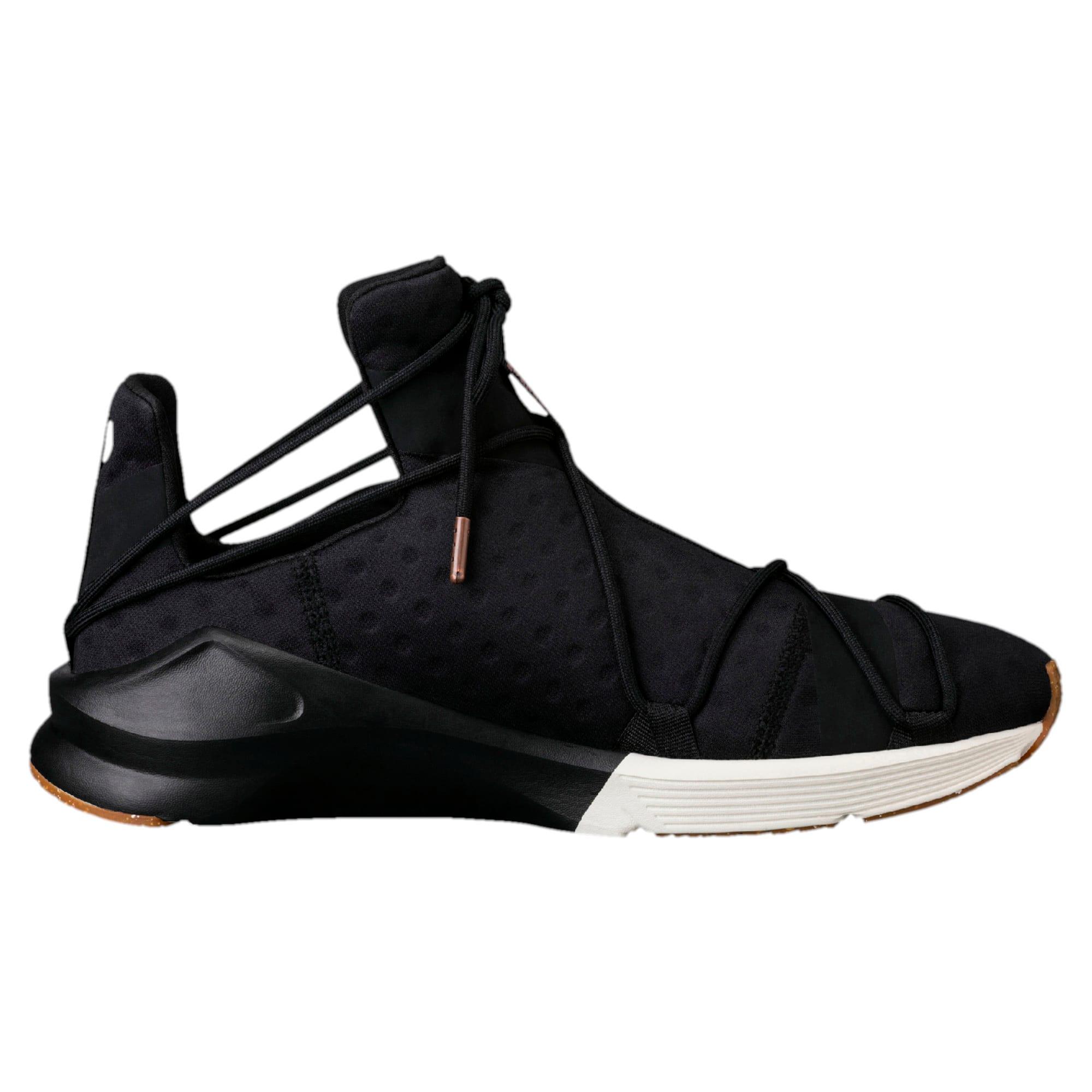 Thumbnail 5 of Fierce Rope VR Women's Training Shoes, Puma Black-Whisper White, medium-IND