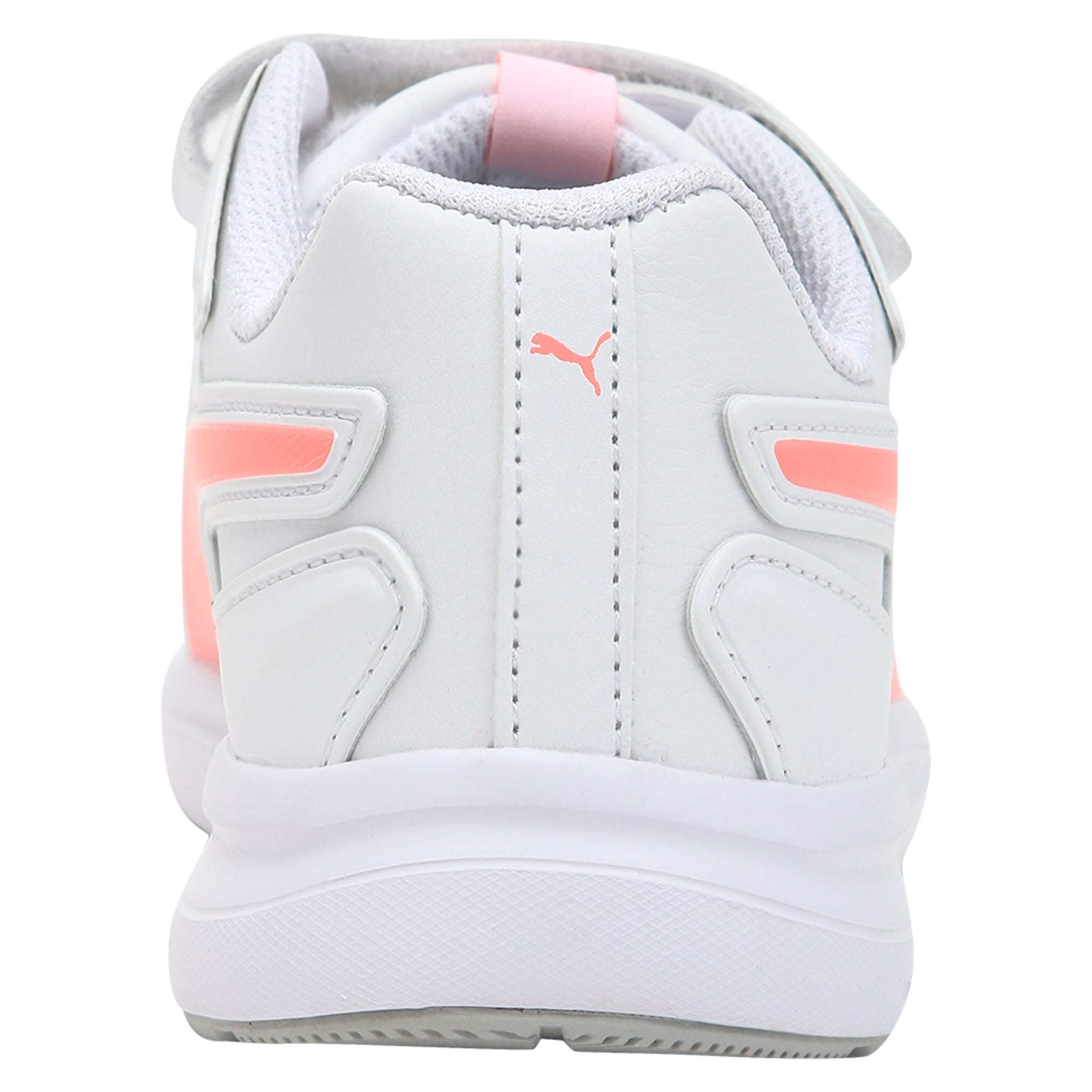 Thumbnail 2 of Escaper SL Baby Trainers, Puma W-Soft Fl P-Puma W, medium-IND