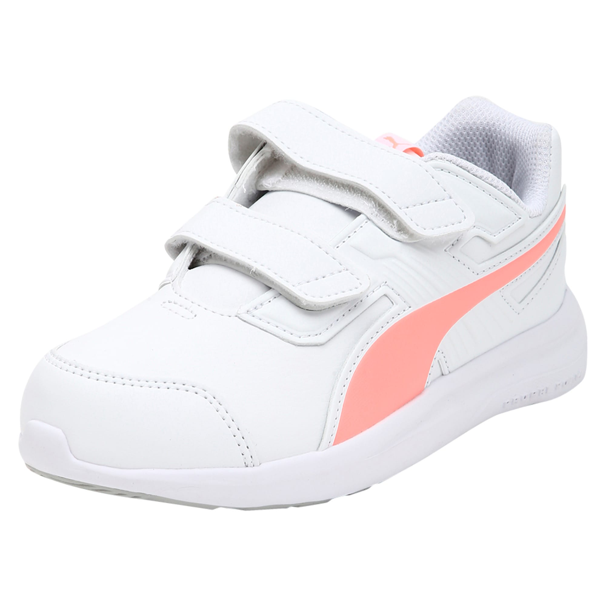 Thumbnail 1 of Escaper SL Baby Trainers, Puma W-Soft Fl P-Puma W, medium-IND