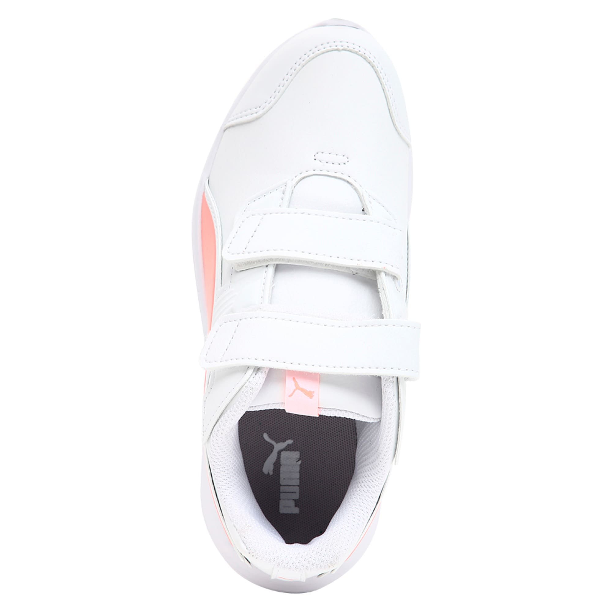 Thumbnail 4 of Escaper SL Baby Trainers, Puma W-Soft Fl P-Puma W, medium-IND