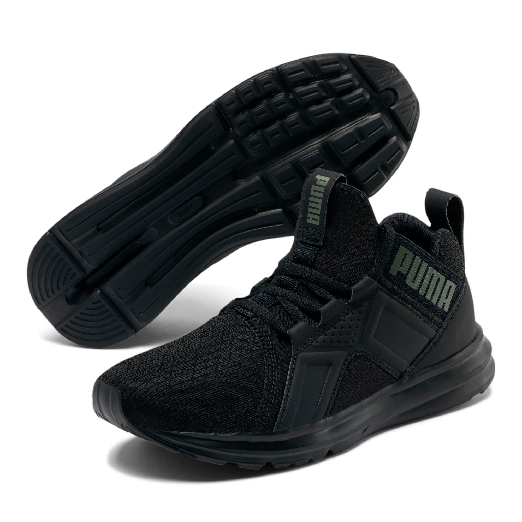 Thumbnail 2 of Enzo Training Shoes JR, Puma Black, medium