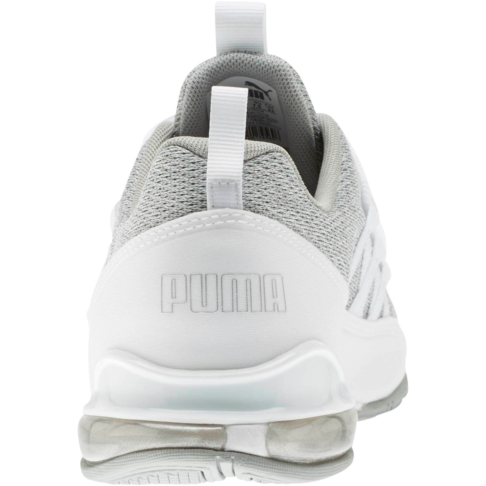 Thumbnail 3 of Riaze Prowl Women's Training Shoes, Puma White-Puma Silver, medium
