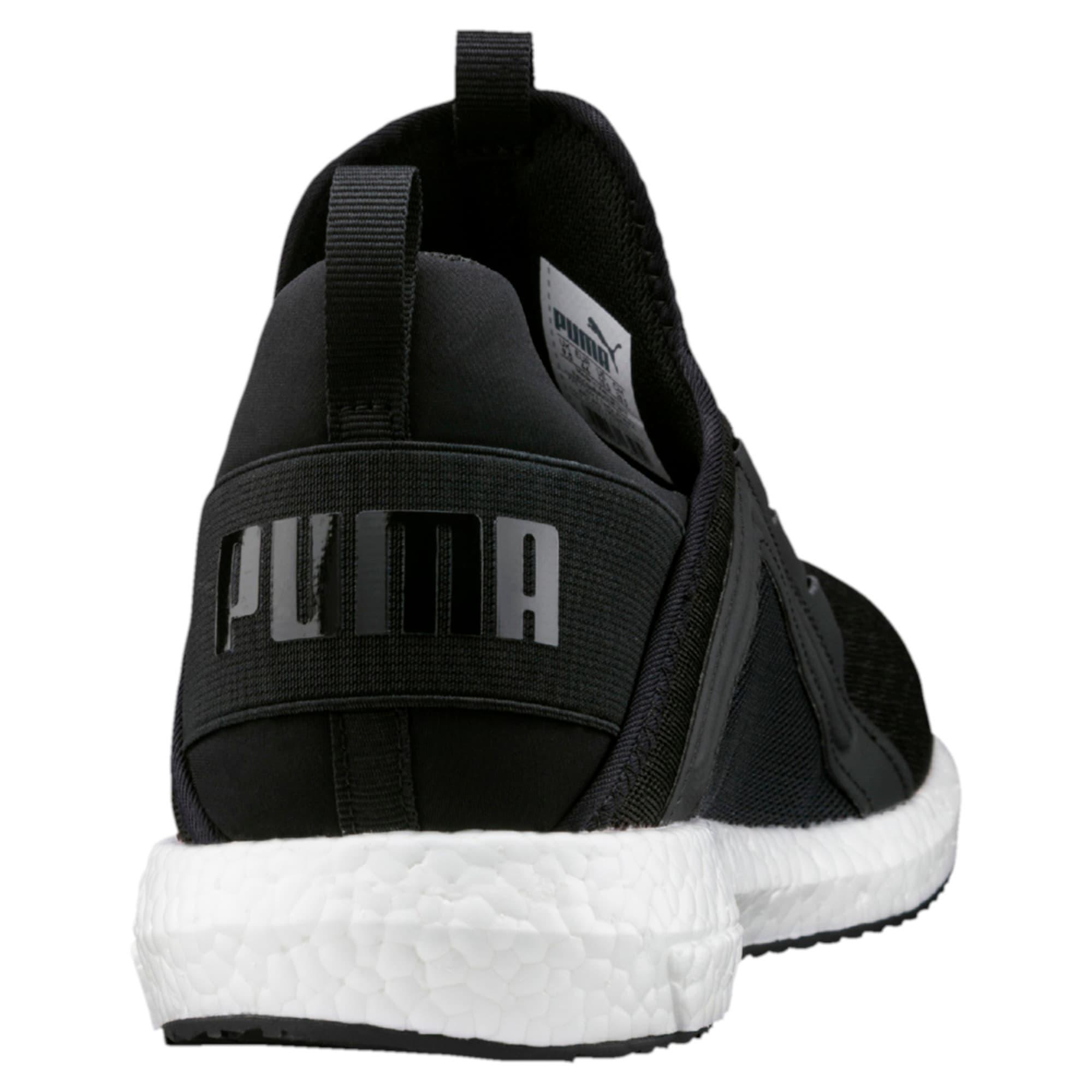 Thumbnail 4 of Mega NRGY Men's Trainers, Puma Black-Puma Black, medium-IND