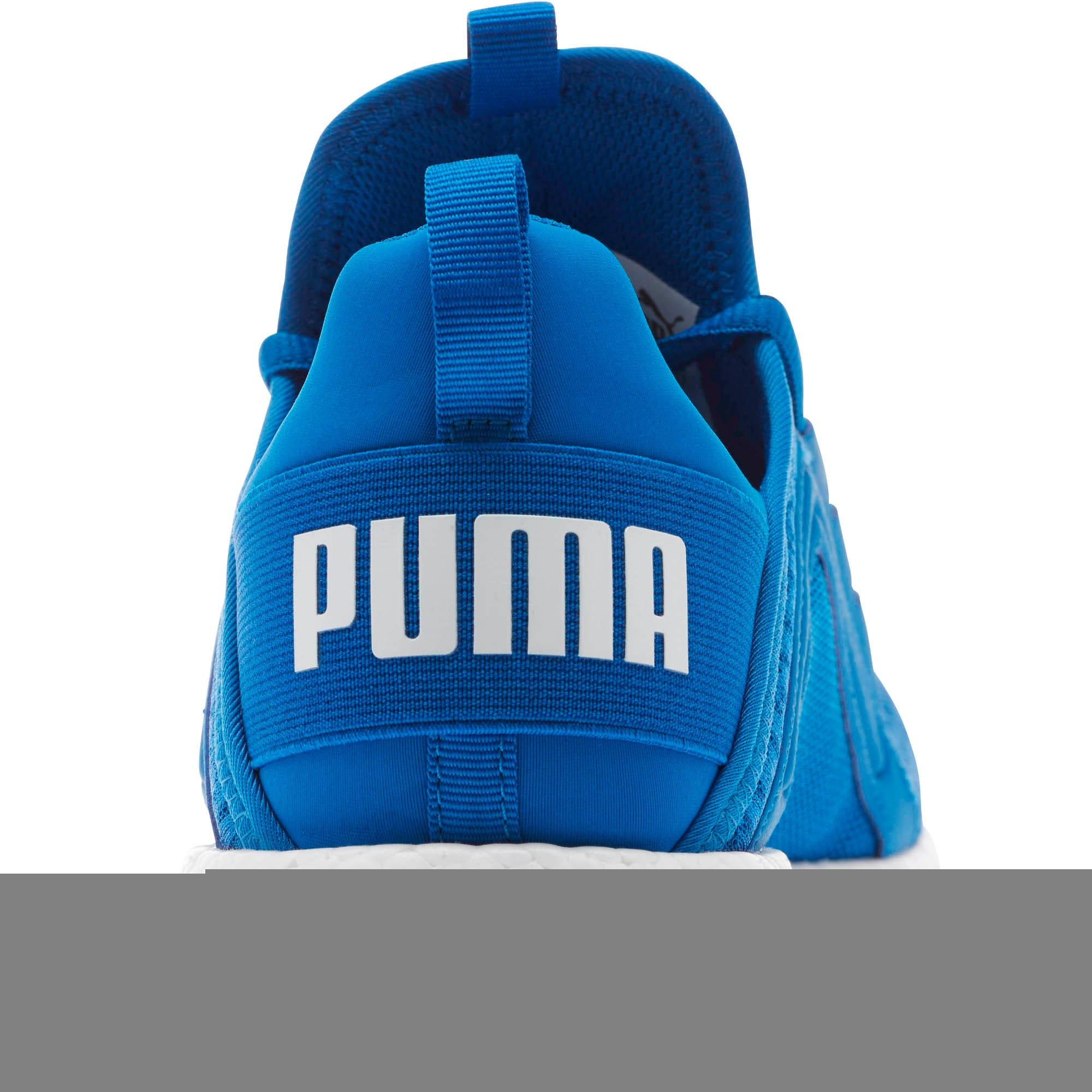 Thumbnail 4 of Mega NRGY Men's Trainers, Lapis Blue-Puma White, medium