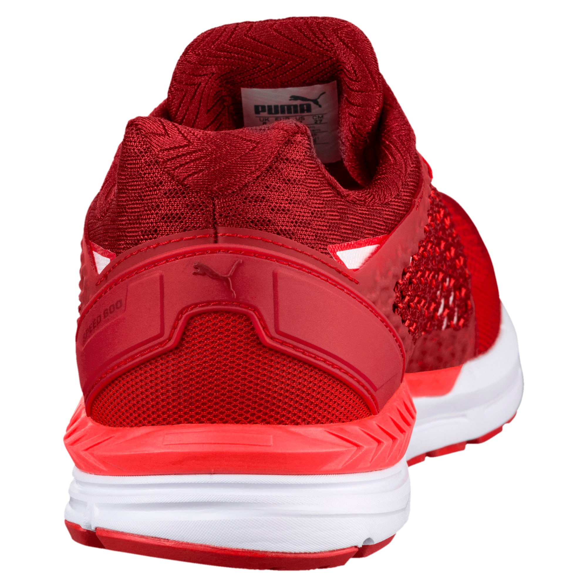 Thumbnail 4 of Speed 600 IGNITE 3 Men's Running Shoes, Scarlet-Red Dahlia-White, medium-IND
