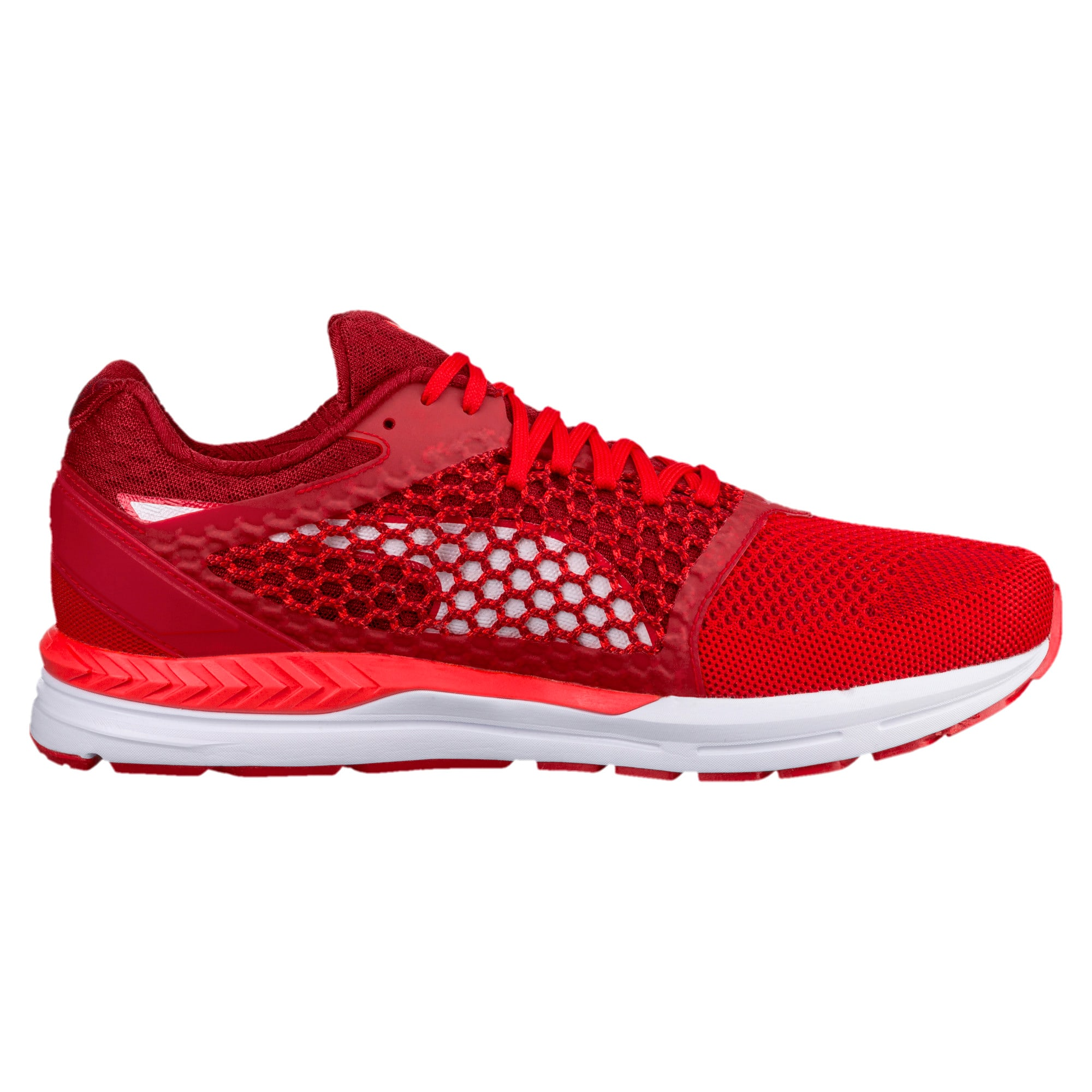 Thumbnail 5 of Speed 600 IGNITE 3 Men's Running Shoes, Scarlet-Red Dahlia-White, medium-IND