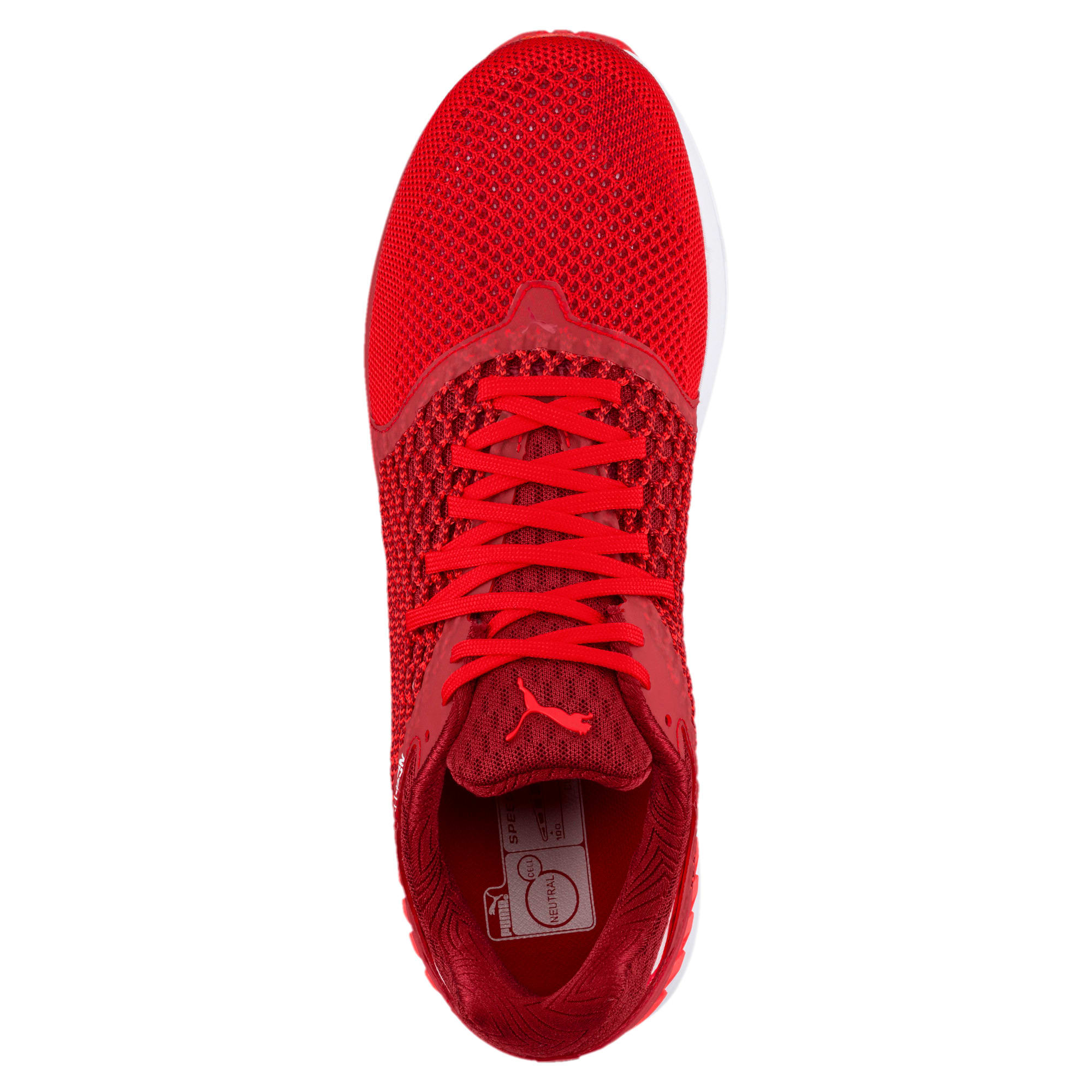 Thumbnail 3 of Speed 600 IGNITE 3 Men's Running Shoes, Scarlet-Red Dahlia-White, medium-IND