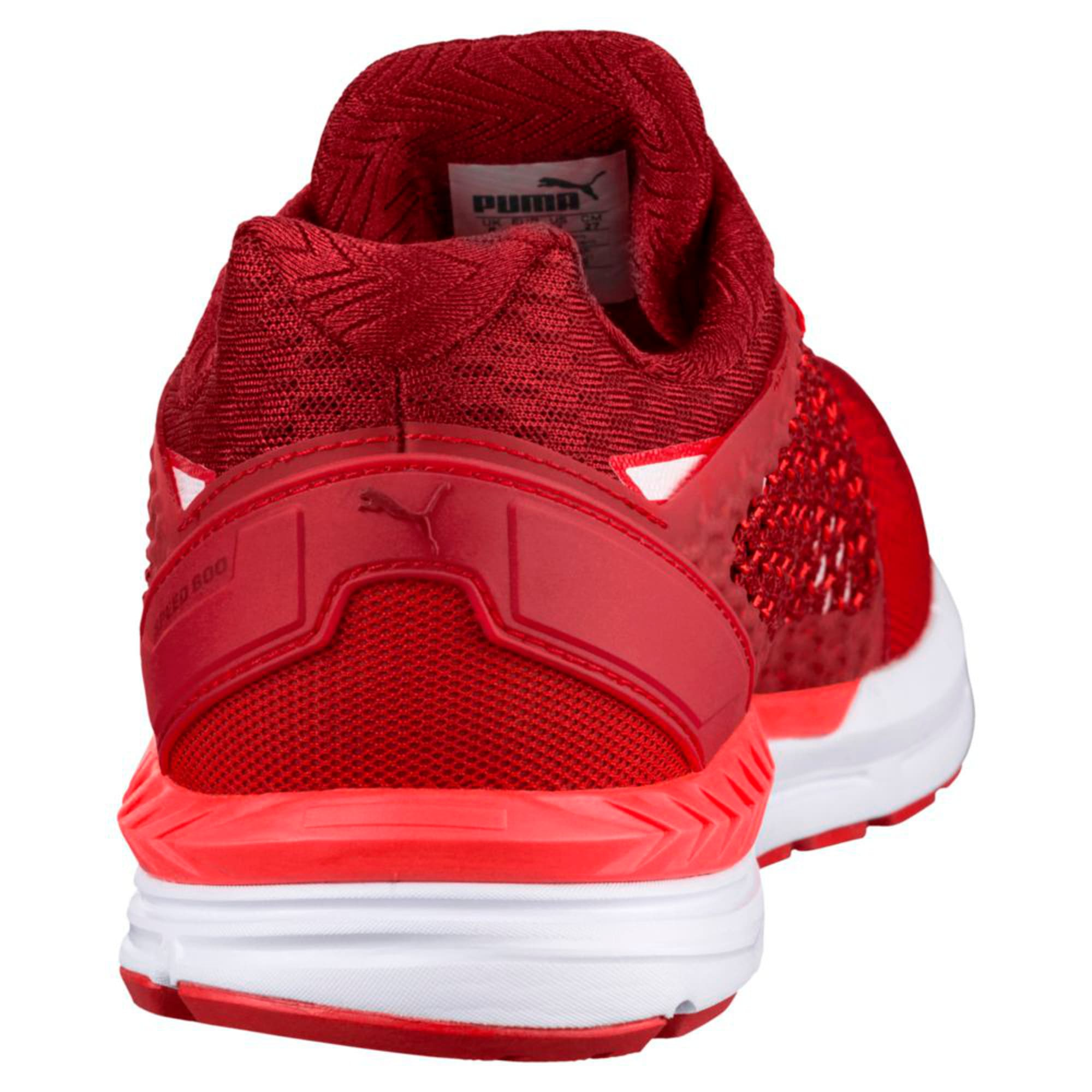 Thumbnail 6 of Speed 600 IGNITE 3 Men's Running Shoes, Scarlet-Red Dahlia-White, medium-IND