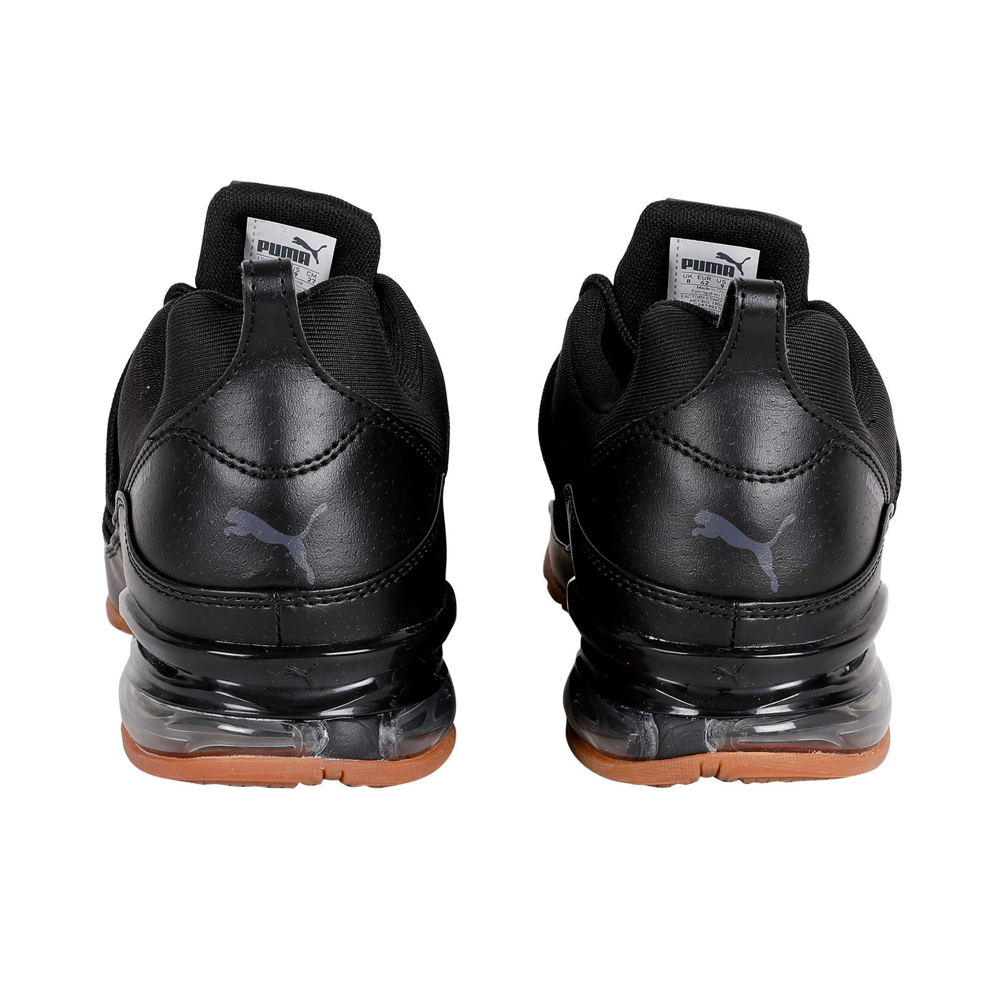 Thumbnail 3 of Cell Regulate Nature Tech Puma Black-Asp, Puma Black-Asphalt, medium-IND