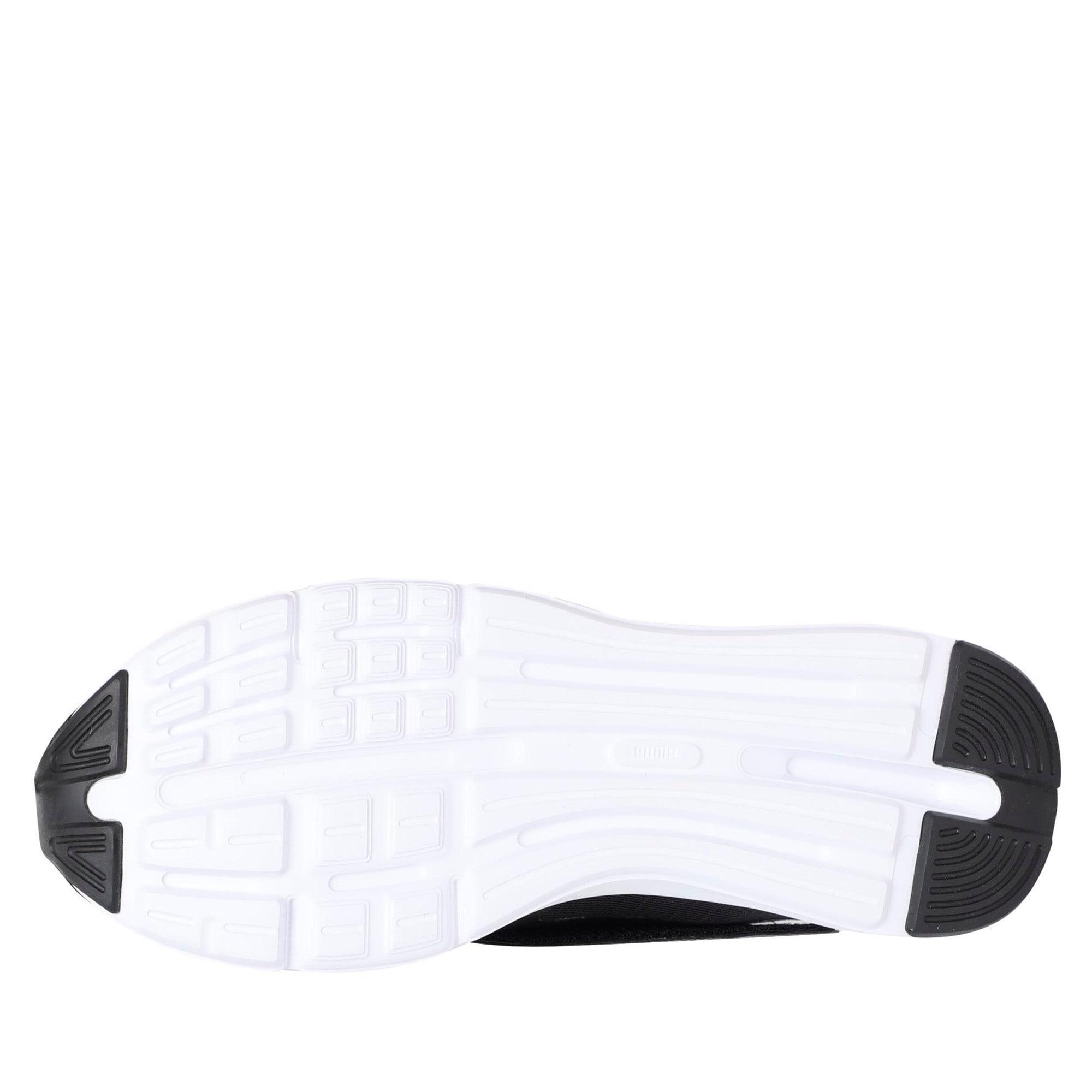 Thumbnail 4 of Enzo Strap Mesh Men's Running Shoes, Puma Black-Flame Scarlet, medium-IND