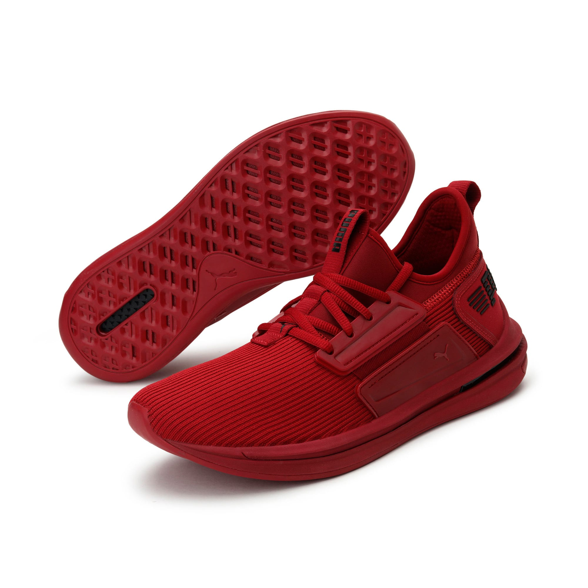 Thumbnail 2 of IGNITE Limitless SR Men's Running Shoes, Red Dahlia, medium-IND
