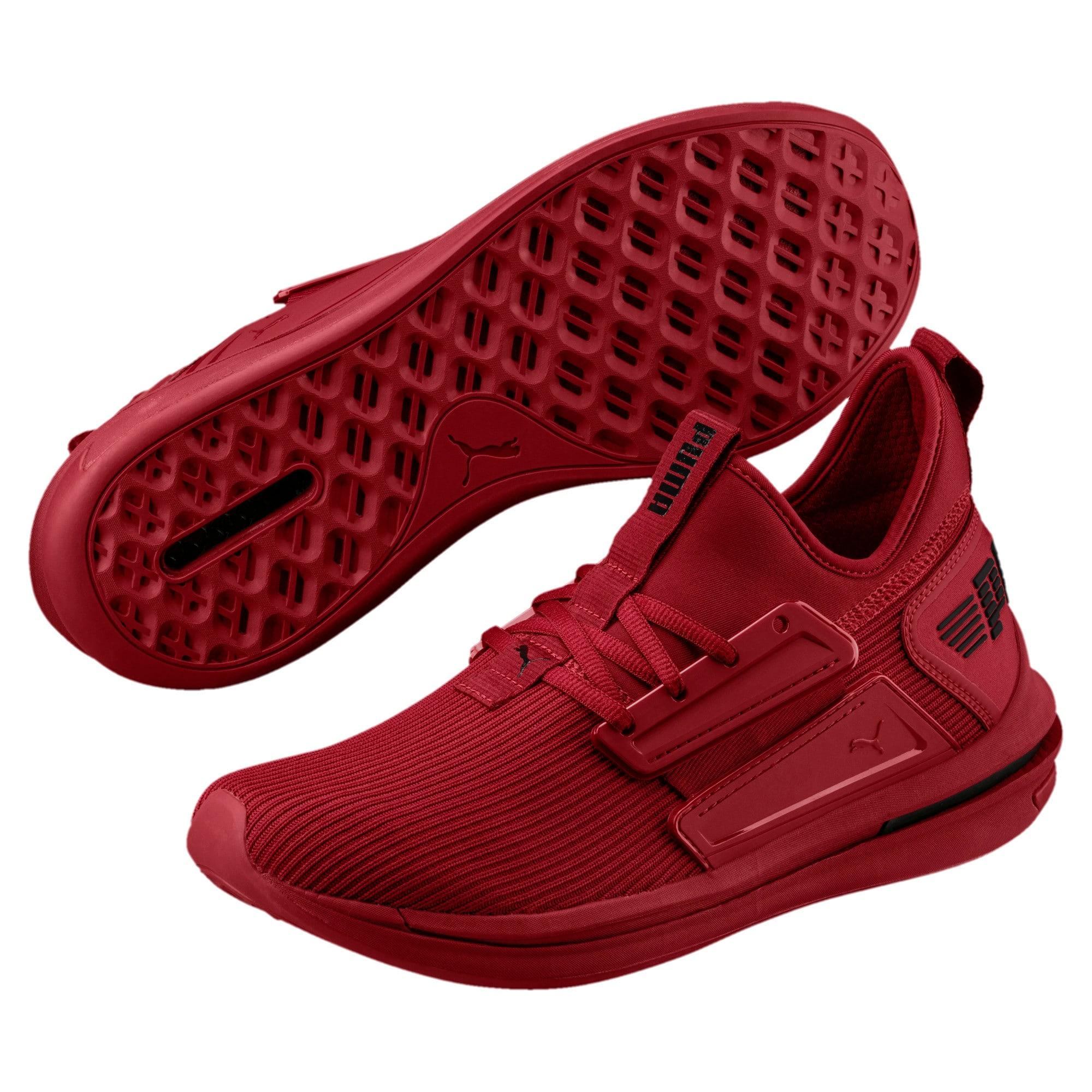 Thumbnail 2 of IGNITE Limitless SR Men's Running Shoes, Red Dahlia, medium