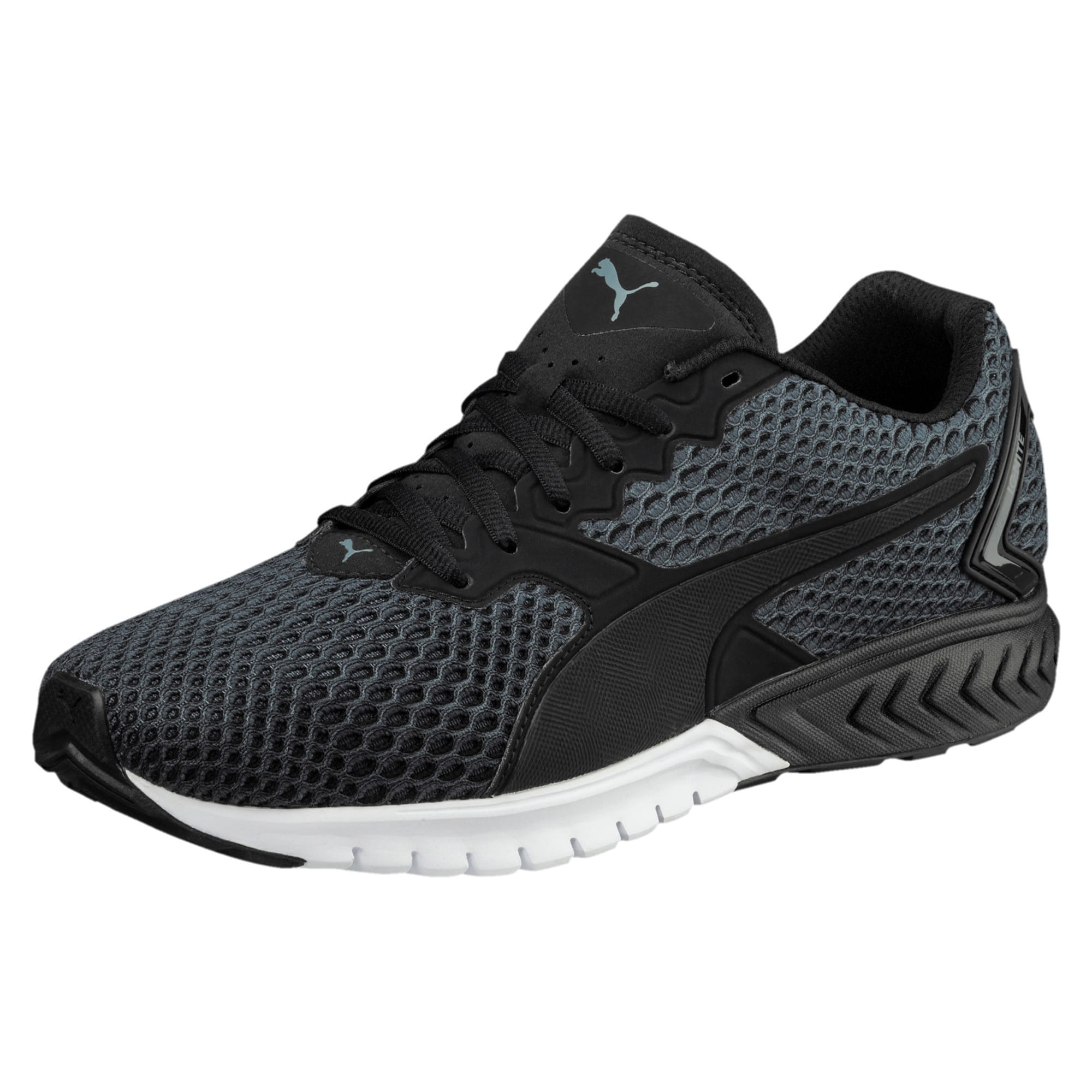 Thumbnail 1 of IGNITE Dual New Core Men's Training Shoes, Puma Black-Asphalt, medium-IND