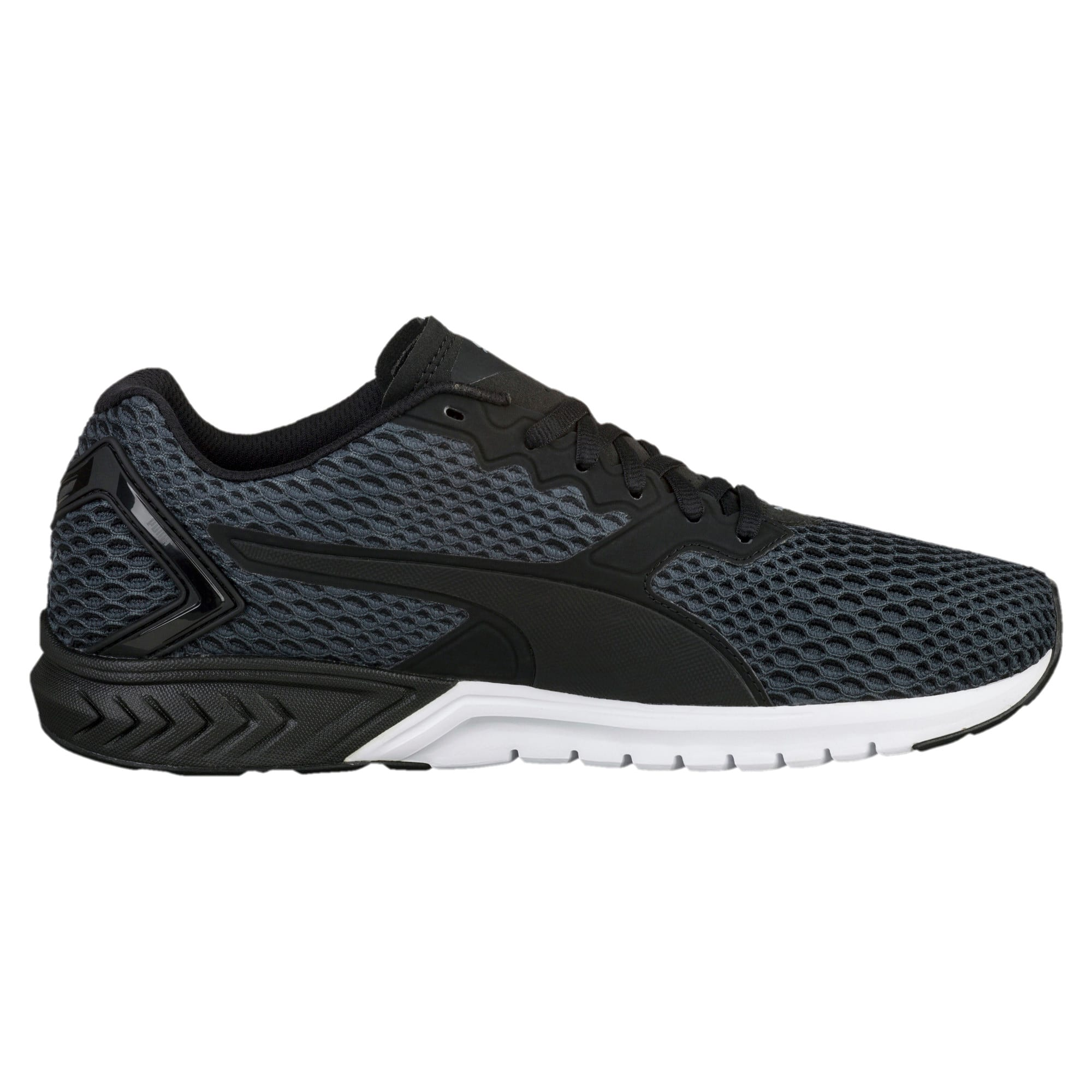 Thumbnail 4 of IGNITE Dual New Core Men's Training Shoes, Puma Black-Asphalt, medium-IND