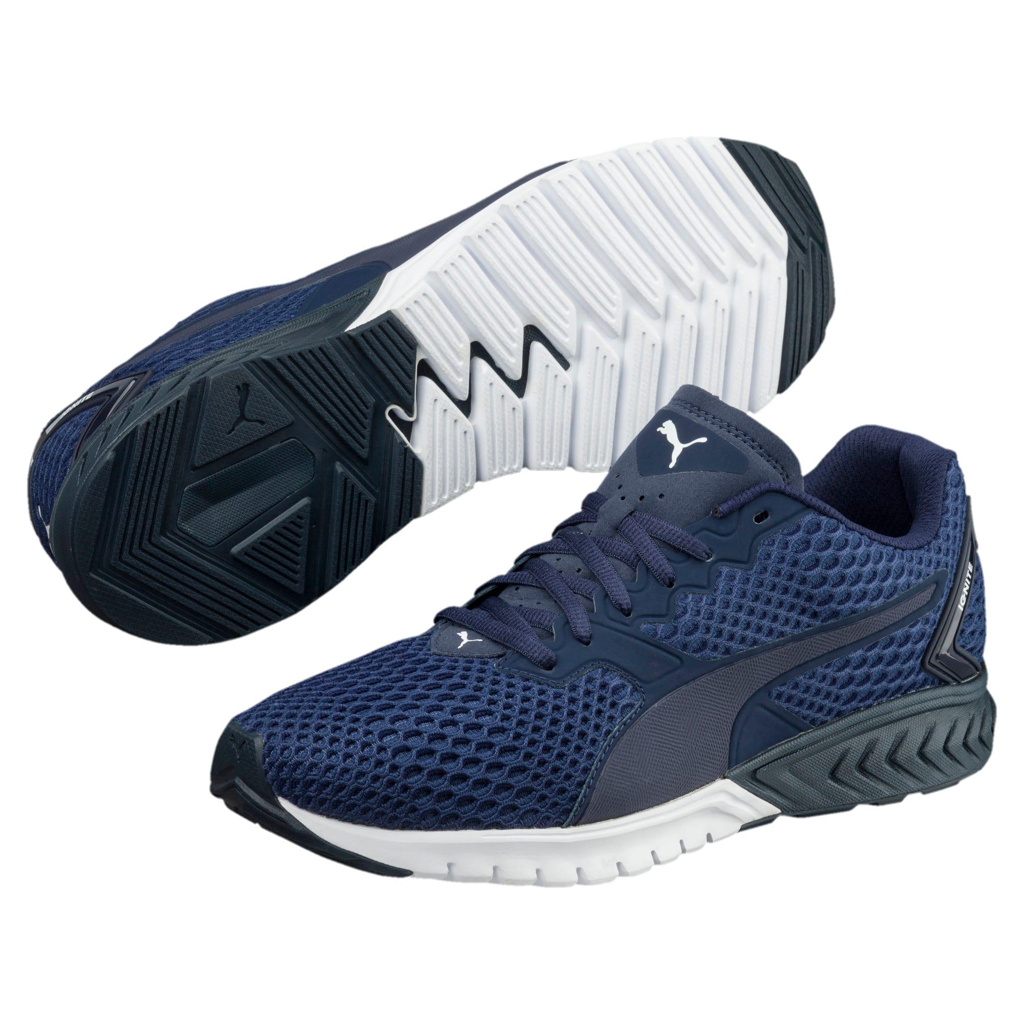 Thumbnail 2 of IGNITE Dual New Core Men's Training Shoes, Peacoat-Sargasso Sea, medium-IND