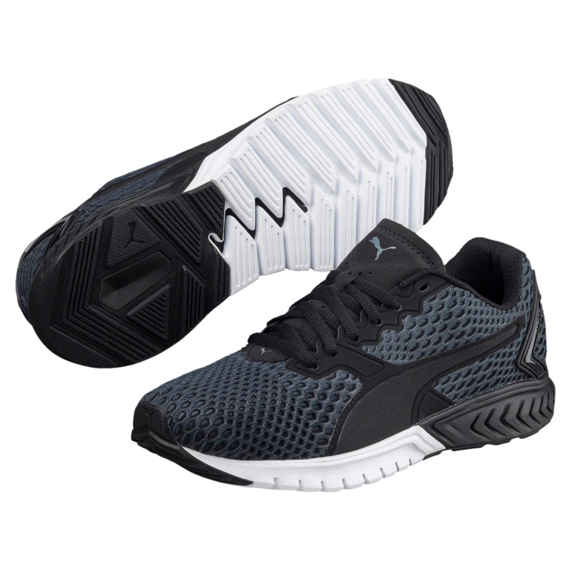 Thumbnail 2 of IGNITE Dual New Core Women's Training Shoes, Puma Black-Asphalt, medium-IND