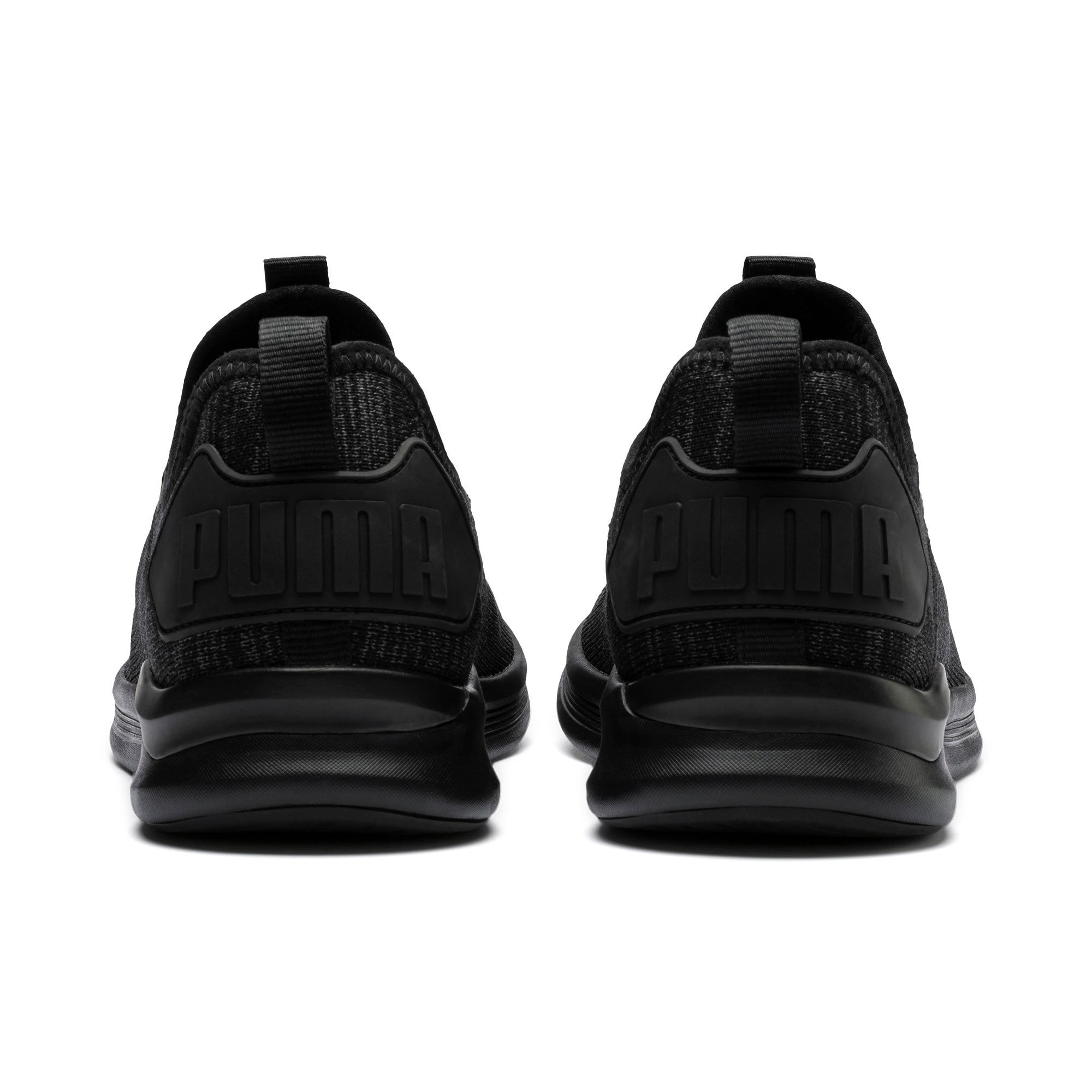 Thumbnail 3 of IGNITE Flash evoKNIT Herren Sneaker, Puma Black, medium