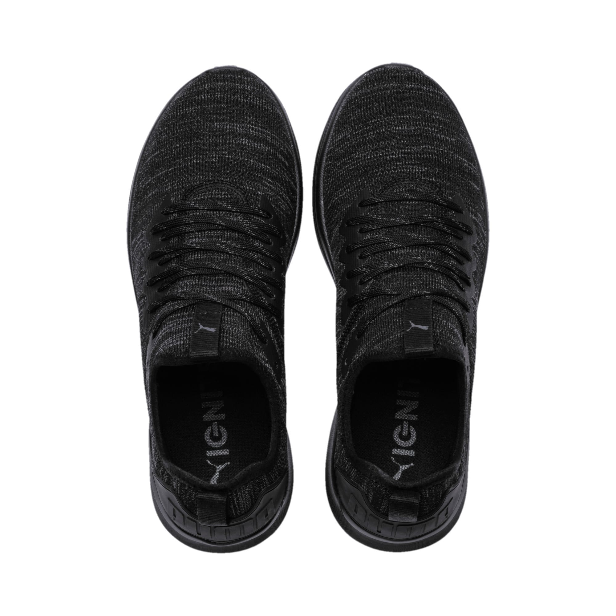 Thumbnail 6 of IGNITE Flash evoKNIT Herren Sneaker, Puma Black, medium