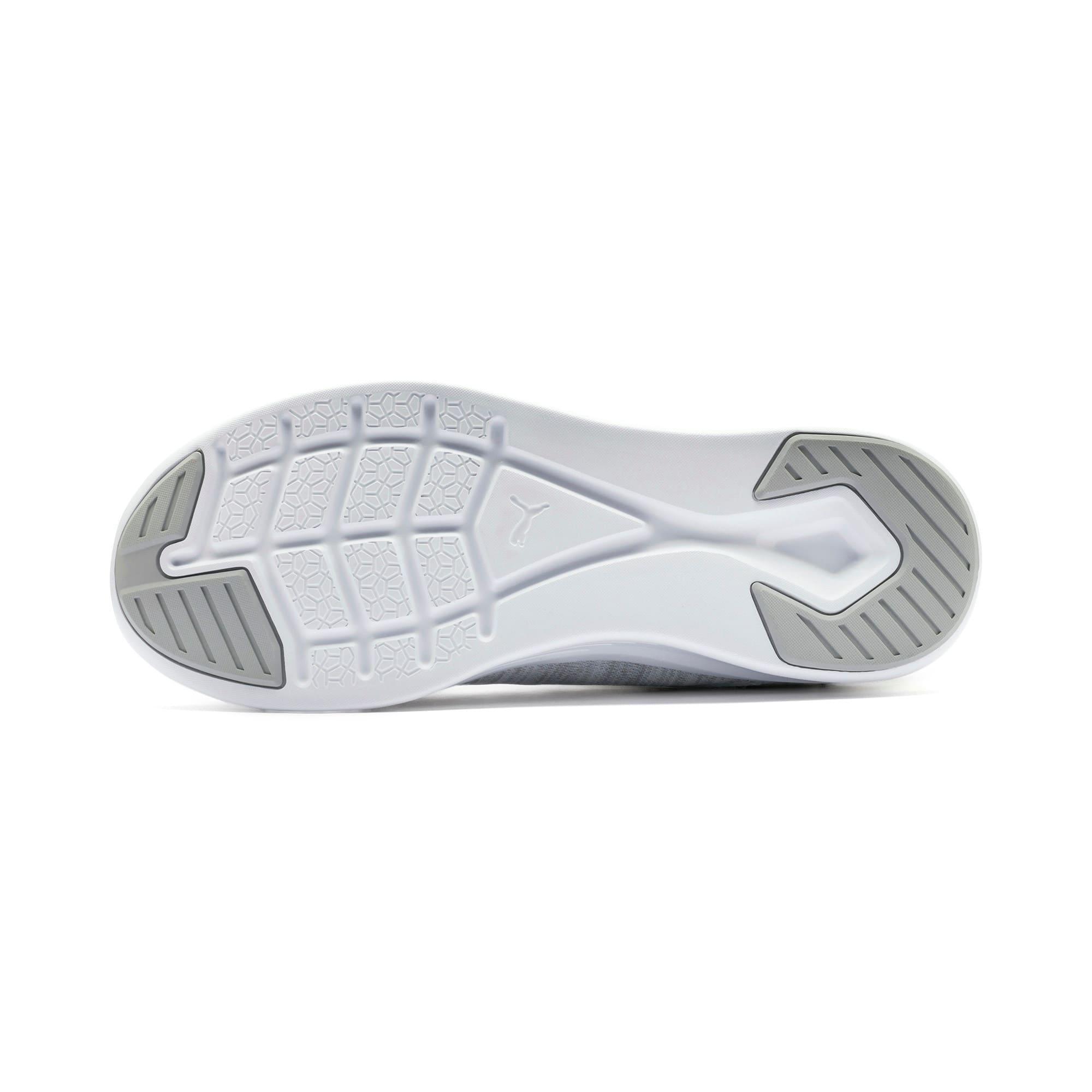 Thumbnail 6 of IGNITE Flash evoKNIT Men's Training Shoes, White-High Rise-Yellow Alert, medium-IND