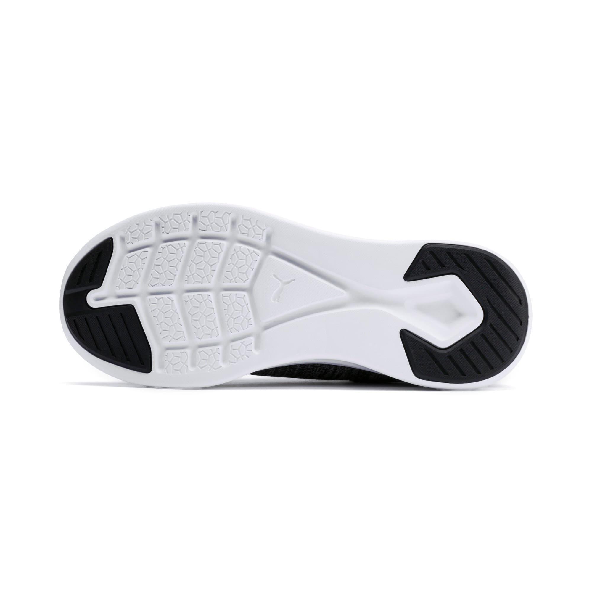 Thumbnail 5 of IGNITE Flash evoKNIT Women's Running Shoes, Black-Charcoal-Fair Aqua, medium-IND