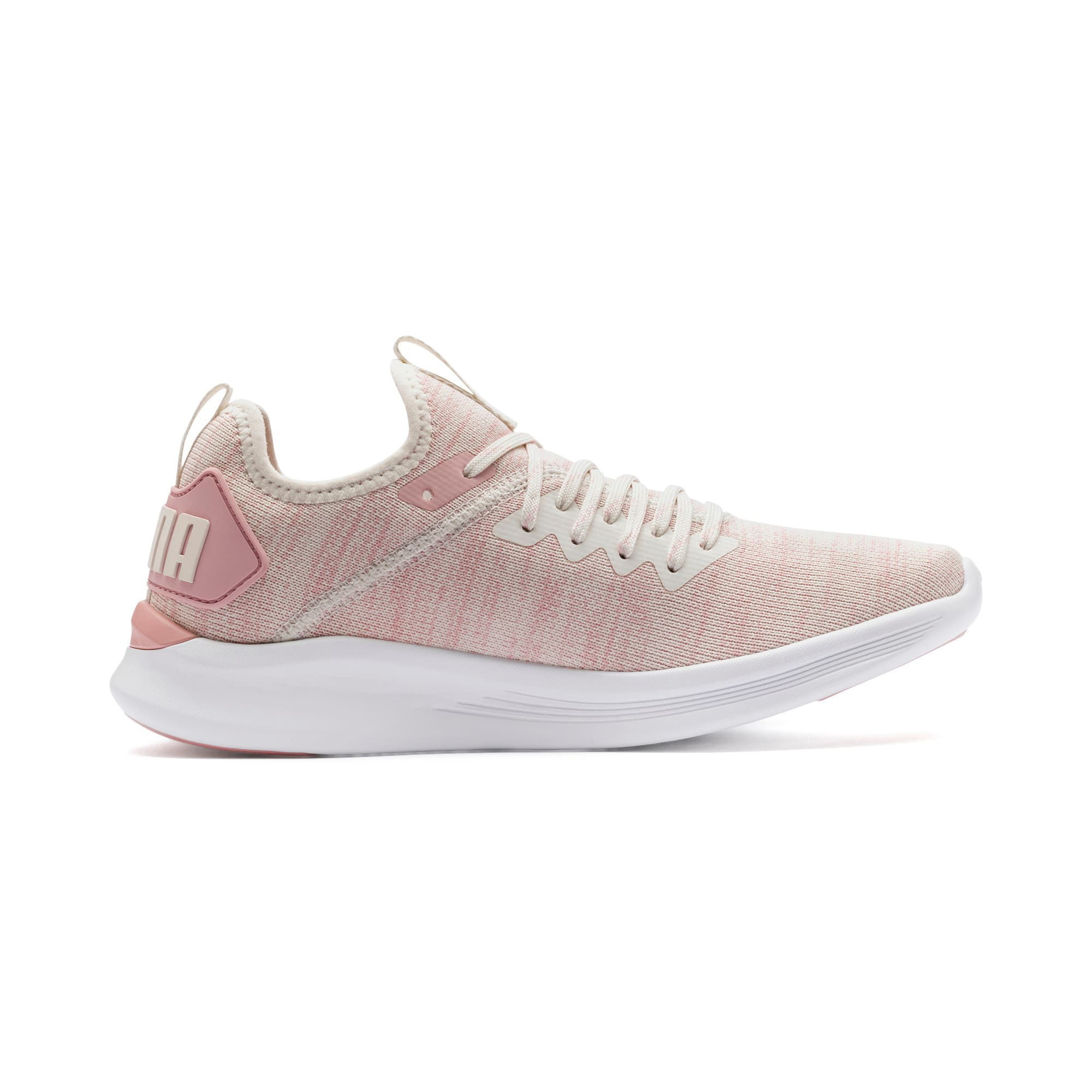Thumbnail 6 of IGNITE Flash evoKNIT Women's Running Shoes, Pastel Parchment-Bridal Rose, medium